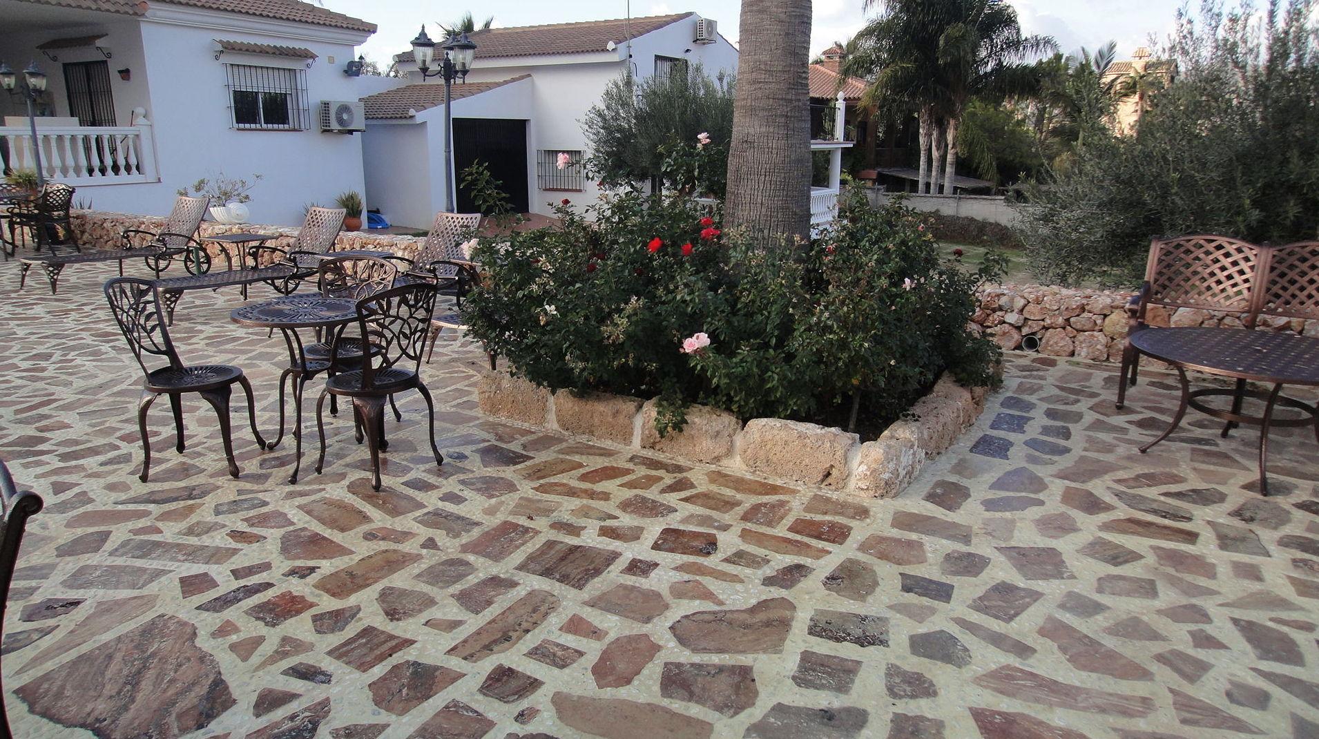 Profesionales de diseño de jardines en Málaga