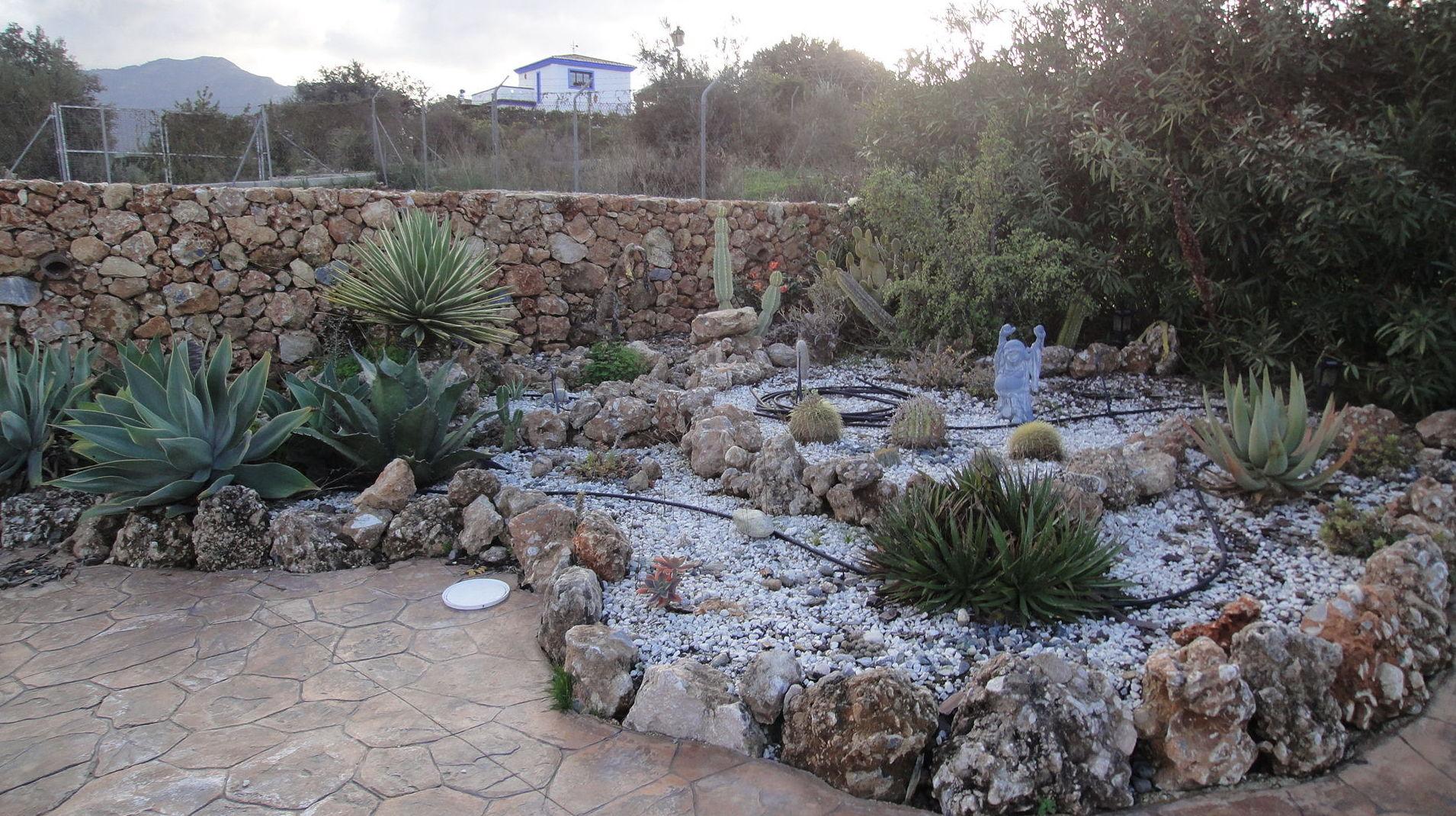 Decoración de jardines en Málaga