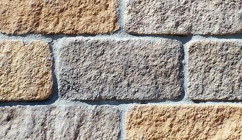 Construcción de muros en piedra natural