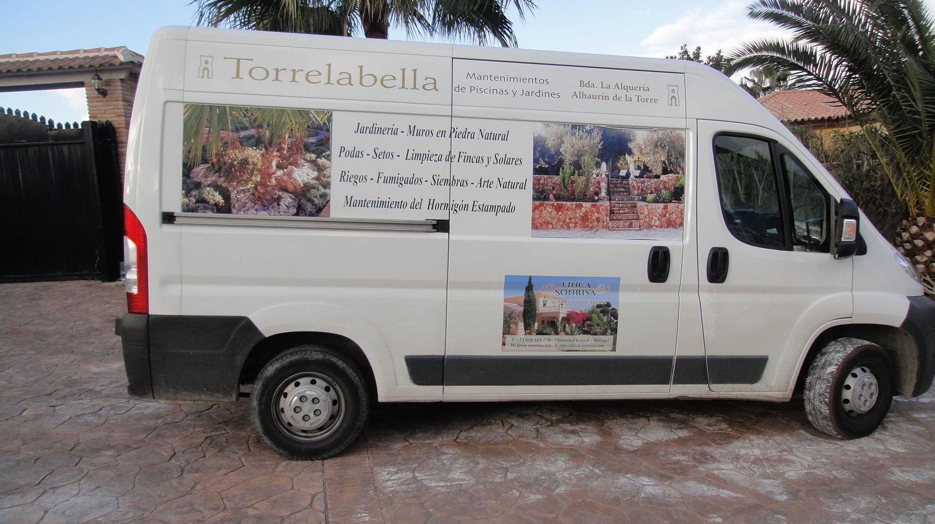 Mantenimientos Torre La Bella en Málaga