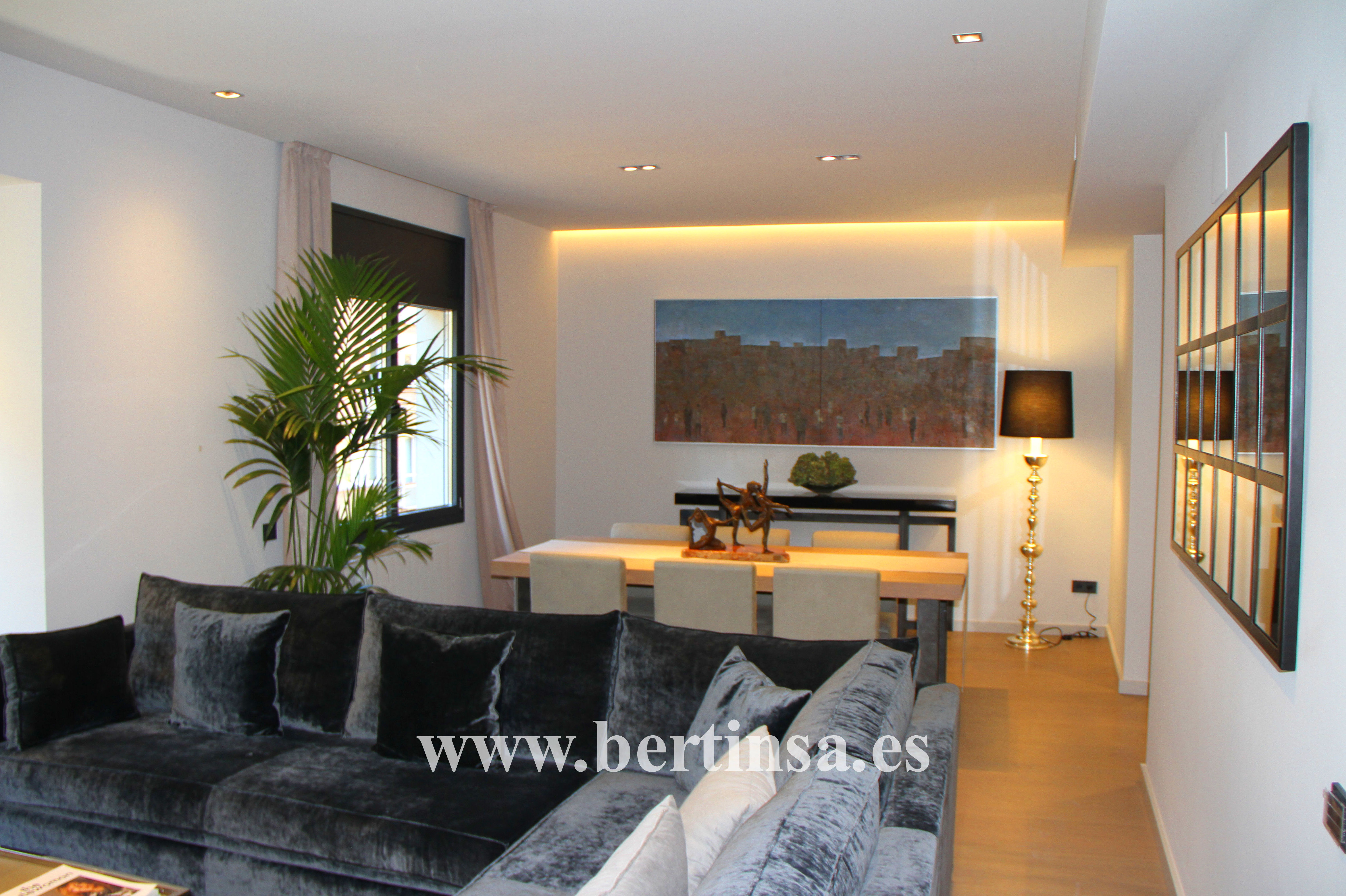 Apartamento sobre la Calle Calvet - 1.395.000€: Visita nuestras inmuebles de Bertinsa Real Estate, Investments & Sale Services