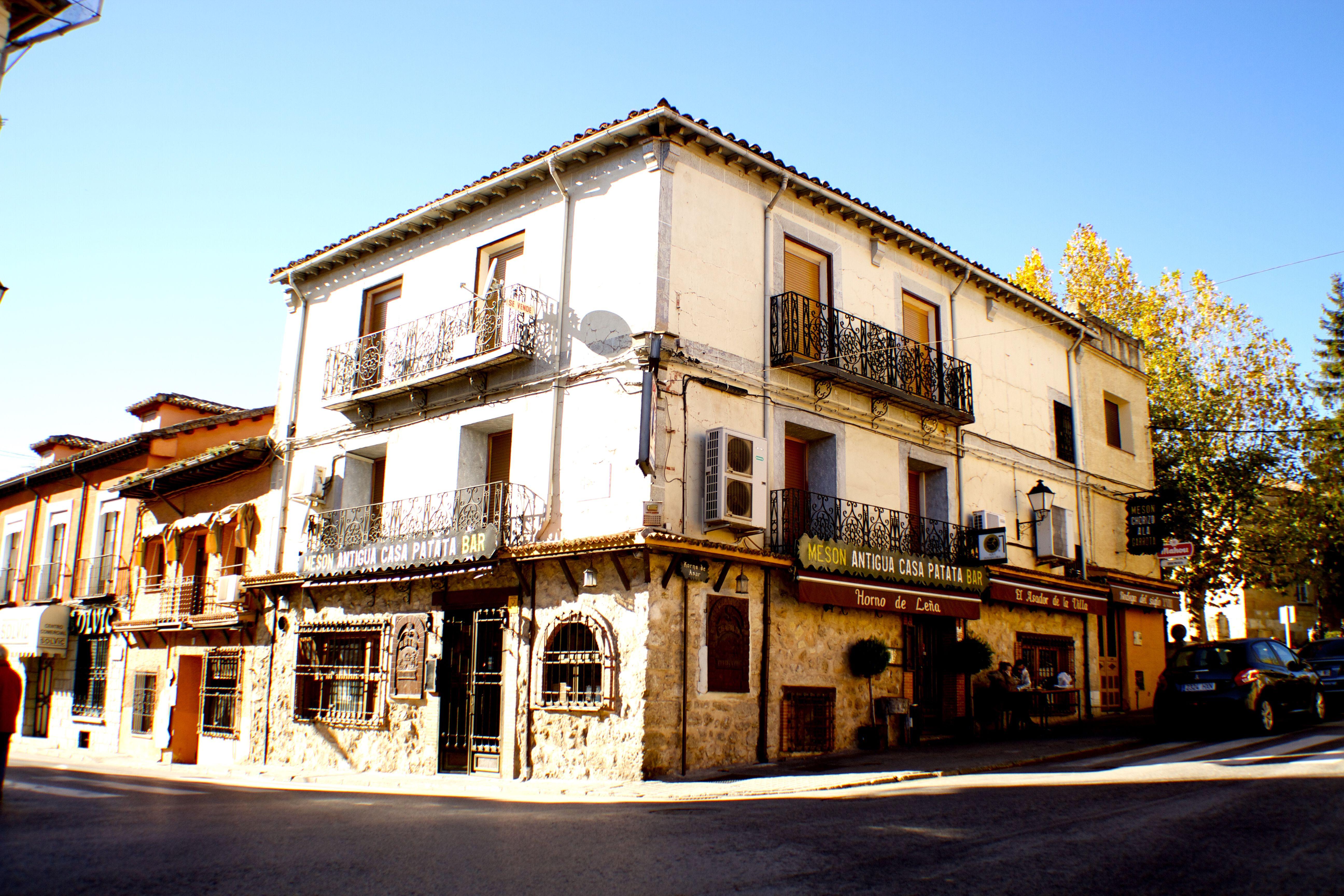 Foto 11 de Restaurante asador en  | Mesón Restaurante Antigua Casa Patata
