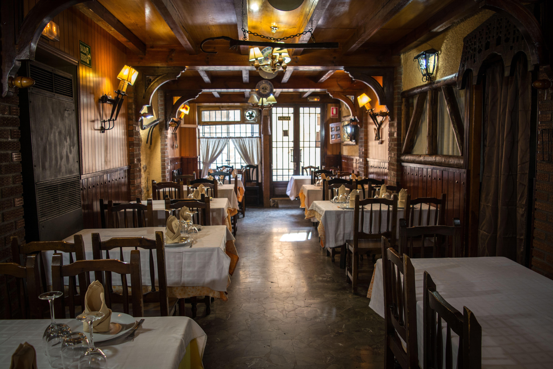 Foto 36 de Restaurante asador en    Mesón Restaurante Antigua Casa Patata