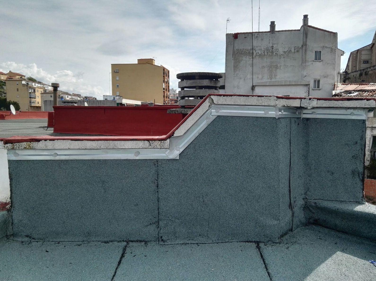 Reformas de cubiertas en Plasencia