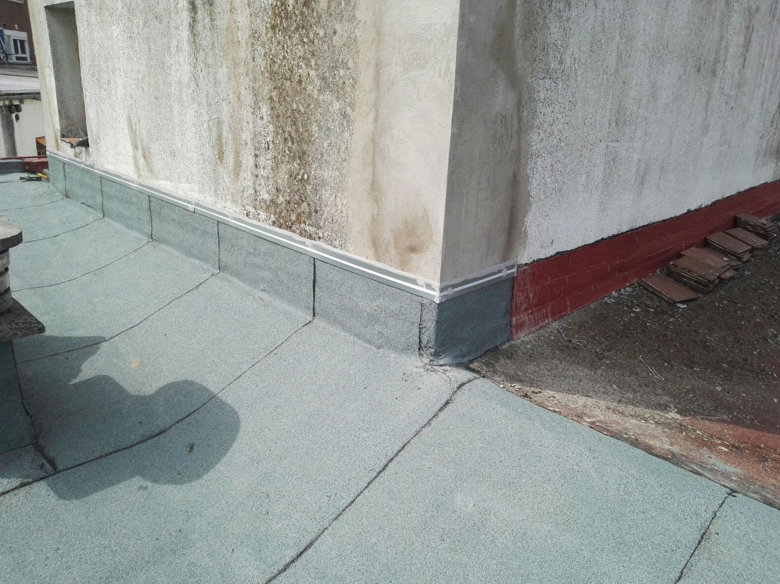 Impermeabilización de cubiertas en Ávila