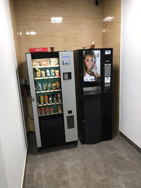Máquinas vending de café y refrescos en Almería