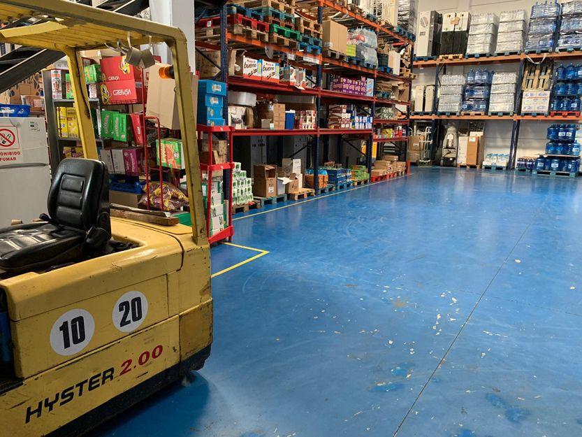 Instalación y reposición de máquinas vending en Almería