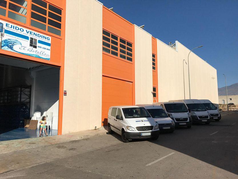 Empresa de máquinas vending en Almería