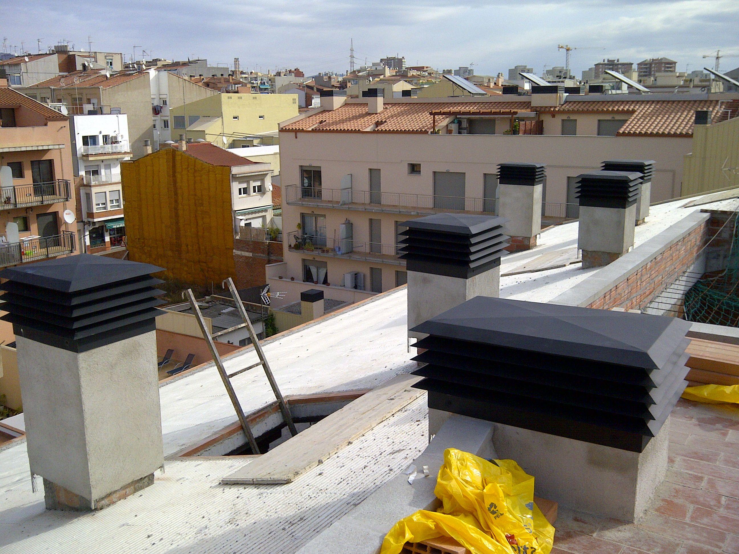 Foto 99 de Carpintería de aluminio, metálica y PVC en Terrassa | Tancaments Cusidó