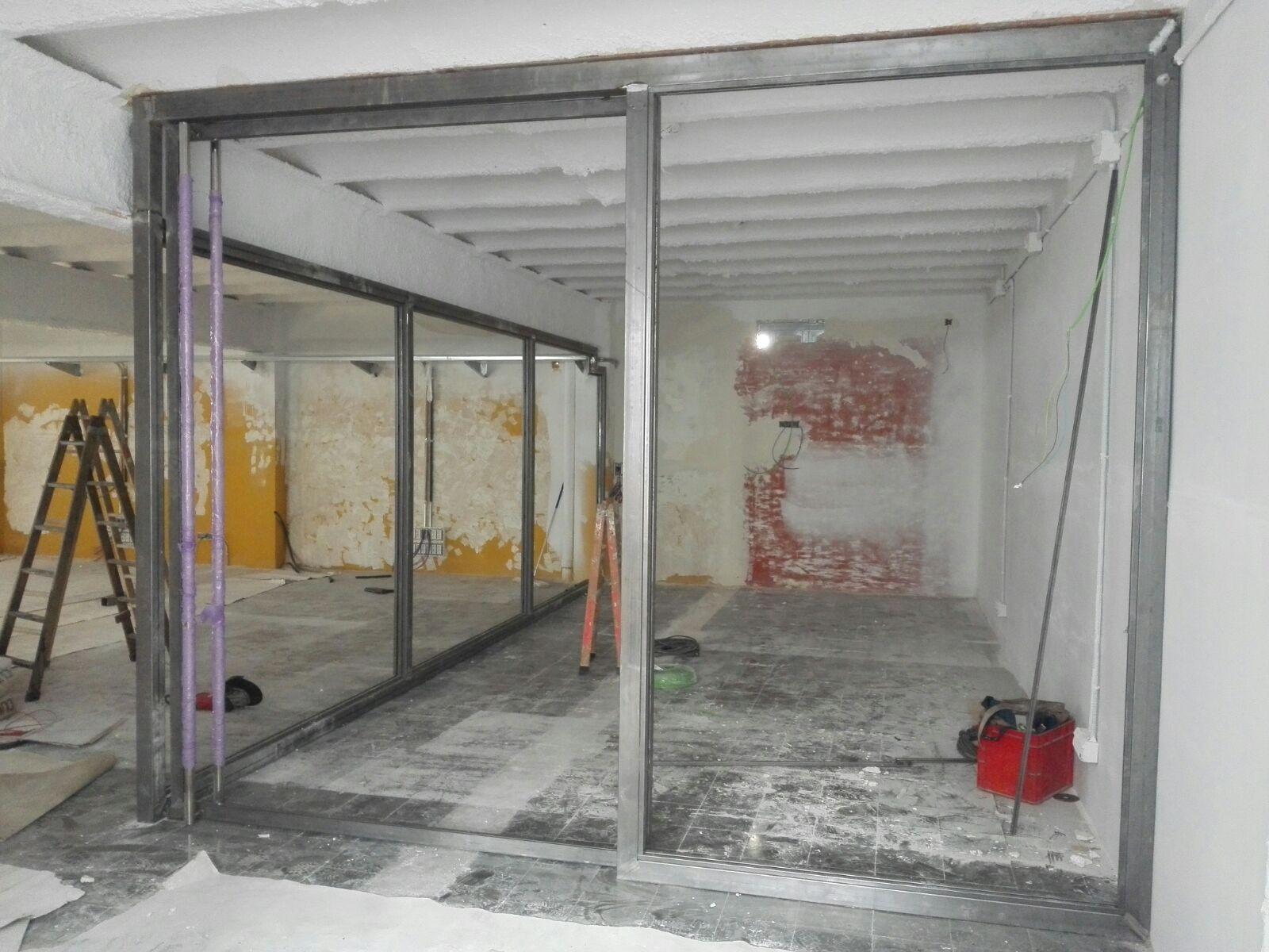 Foto 6 de Carpintería de aluminio, metálica y PVC en Terrassa | Tancaments Cusidó