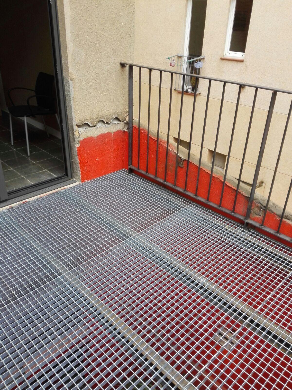 Foto 117 de Carpintería de aluminio, metálica y PVC en Terrassa | Tancaments Cusidó
