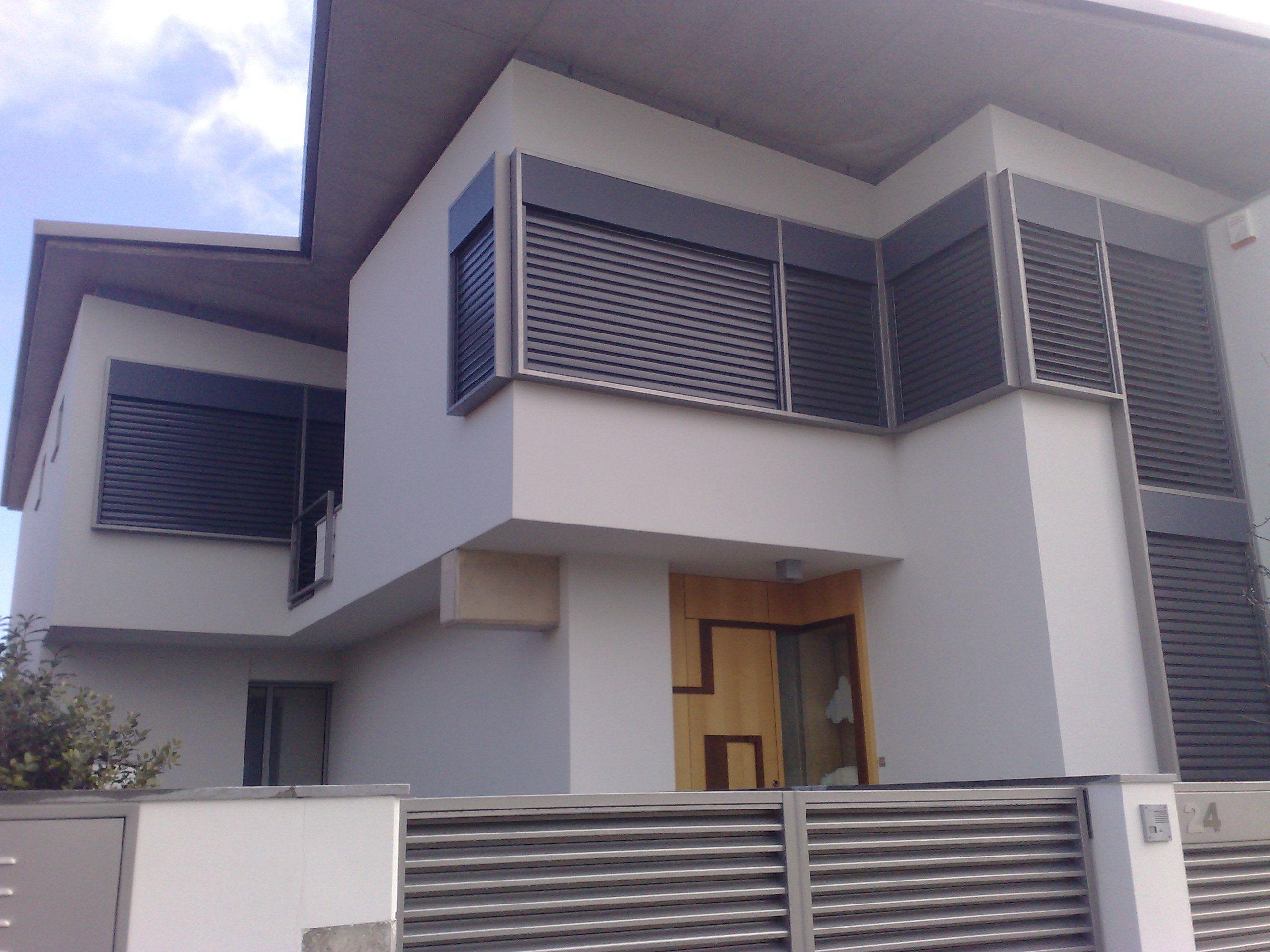 Foto 9 de Carpintería de aluminio, metálica y PVC en Terrassa | Tancaments Cusidó