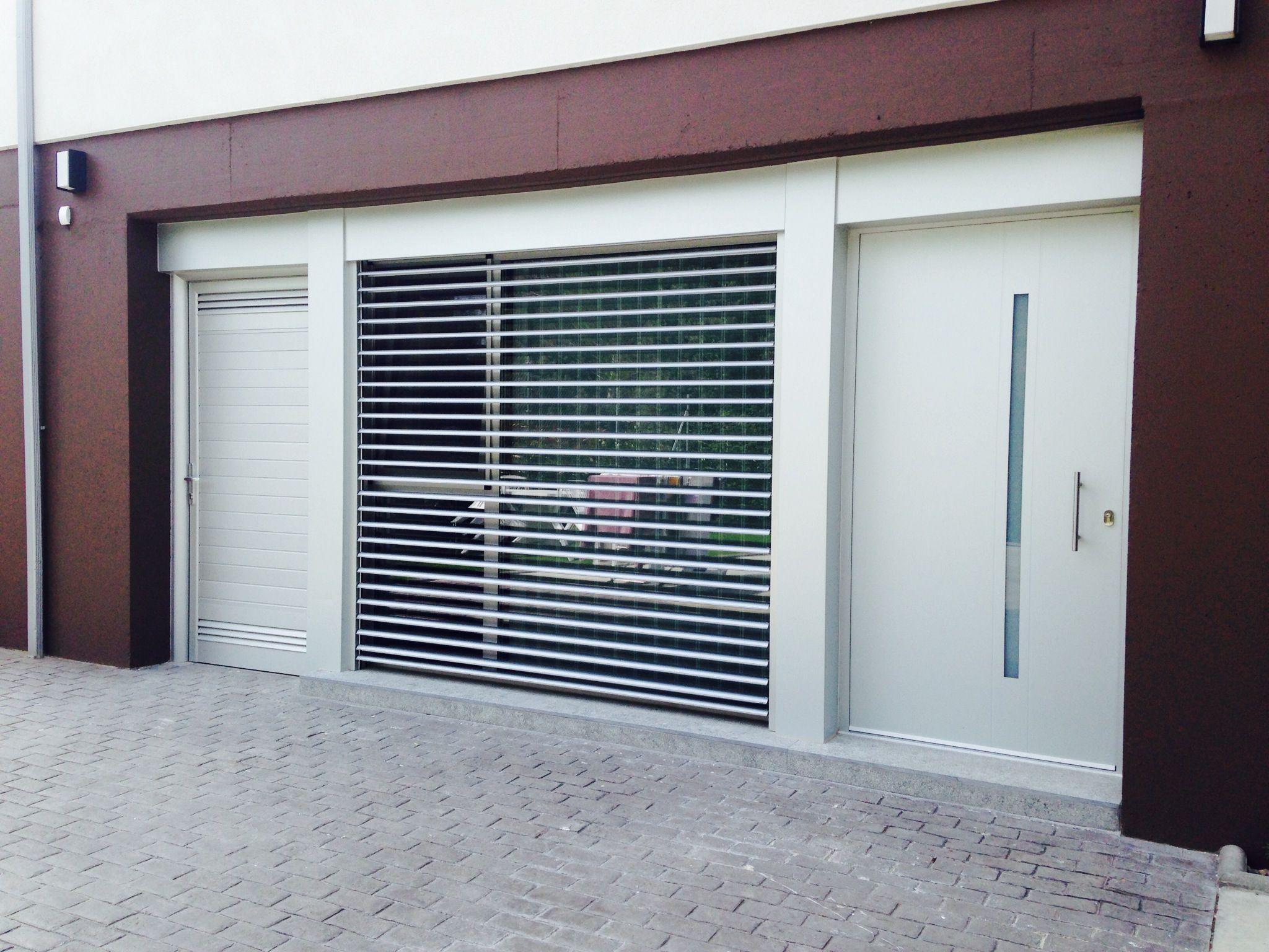 Foto 5 de Carpintería de aluminio, metálica y PVC en Terrassa | Tancaments Cusidó