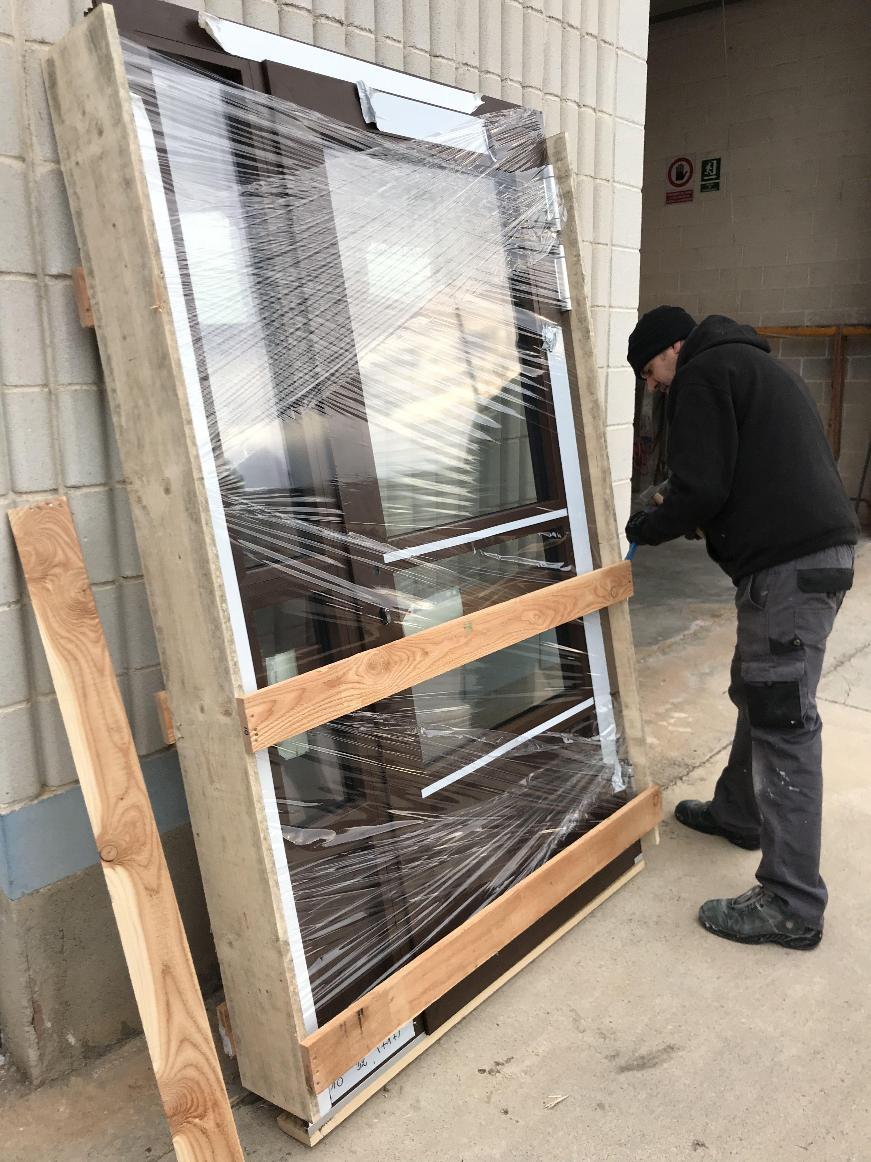 Foto 17 de Carpintería de aluminio, metálica y PVC en Terrassa | Tancaments Cusidó