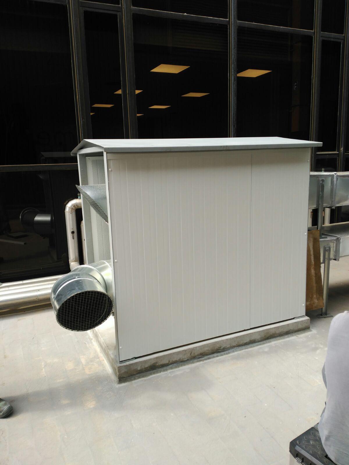 Foto 100 de Carpintería de aluminio, metálica y PVC en Terrassa | Tancaments Cusidó
