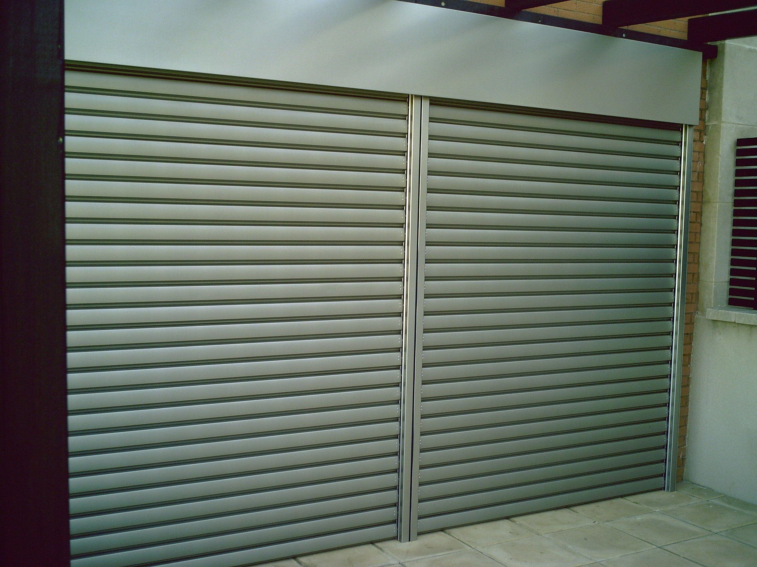 Foto 11 de Carpintería de aluminio, metálica y PVC en Terrassa | Tancaments Cusidó