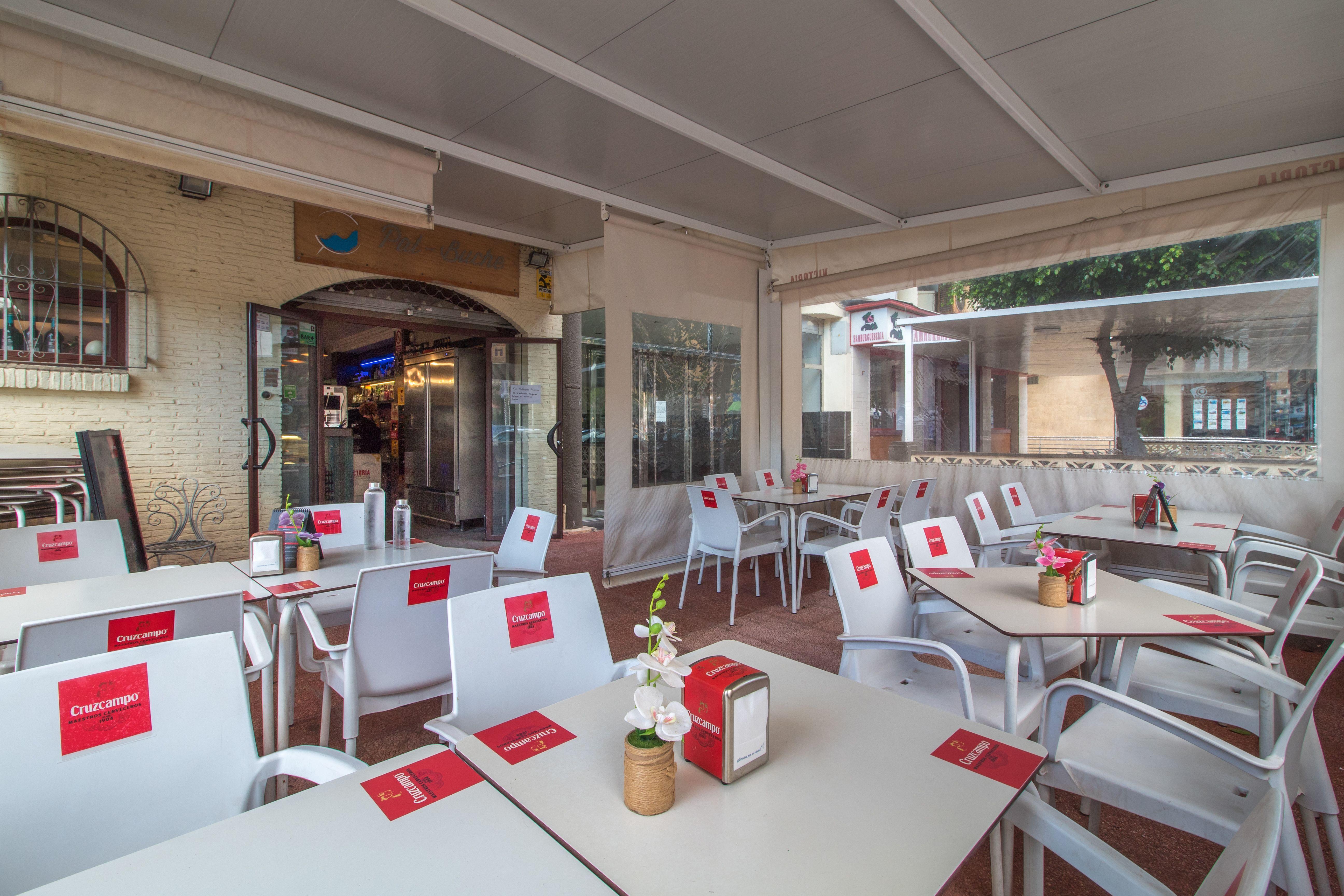 Comedor terraza interior