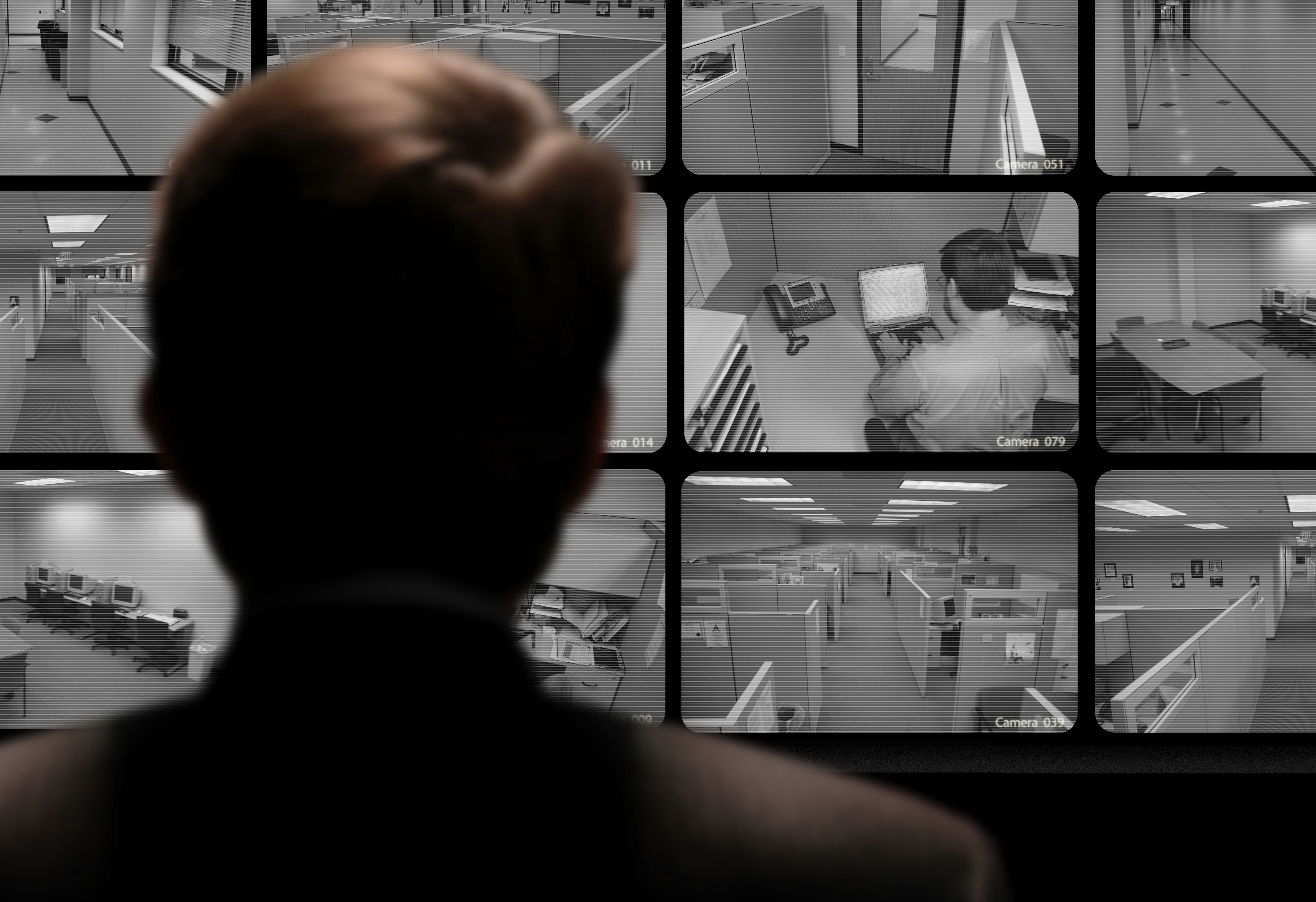 Vigilancia y control de accesos para empresas