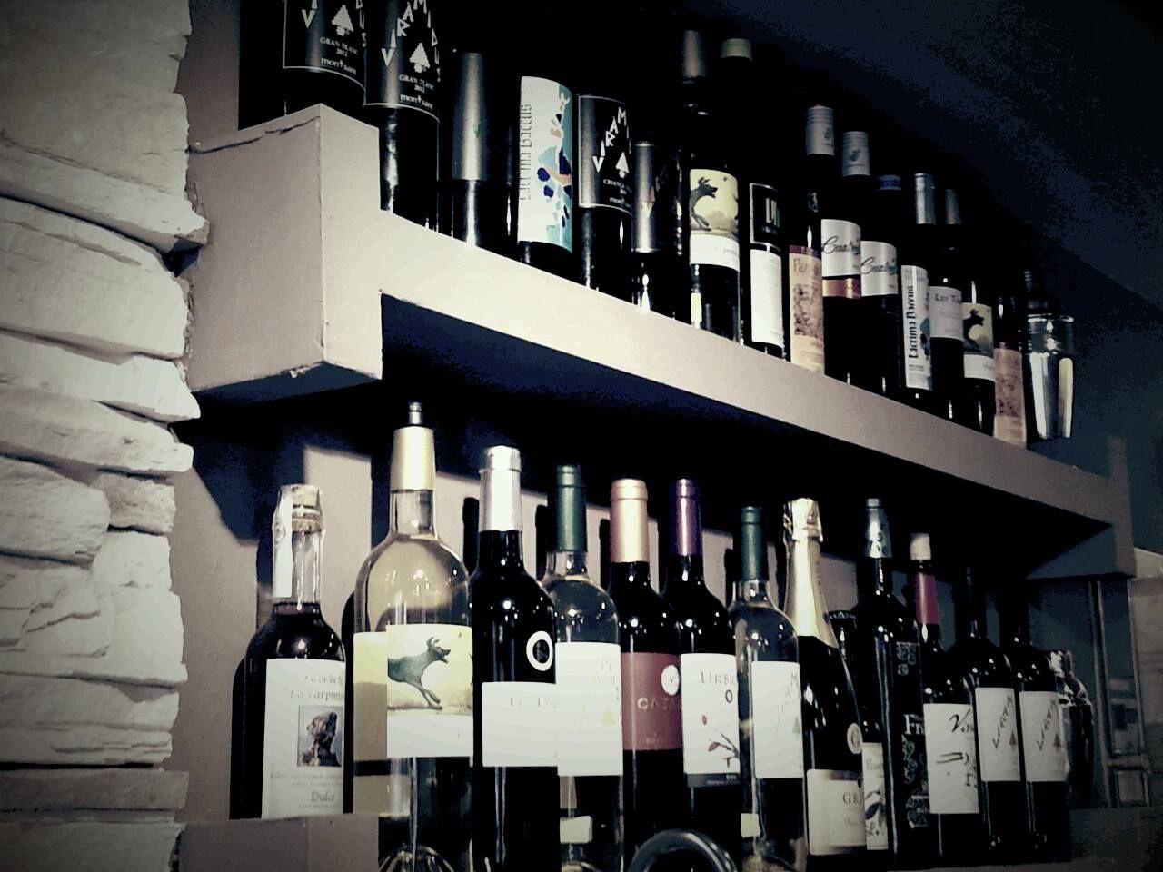 Las tapas y vinos en Les Corts, Barcelona