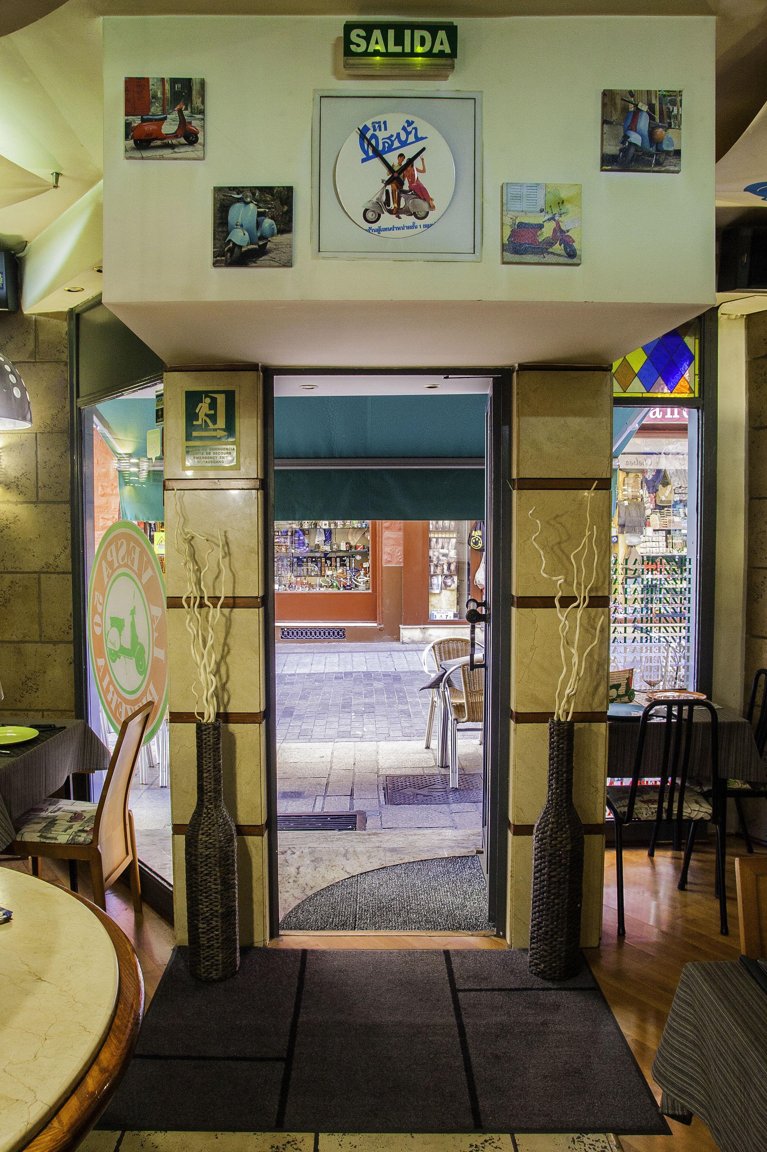 Auténtica pizzería italiana en León