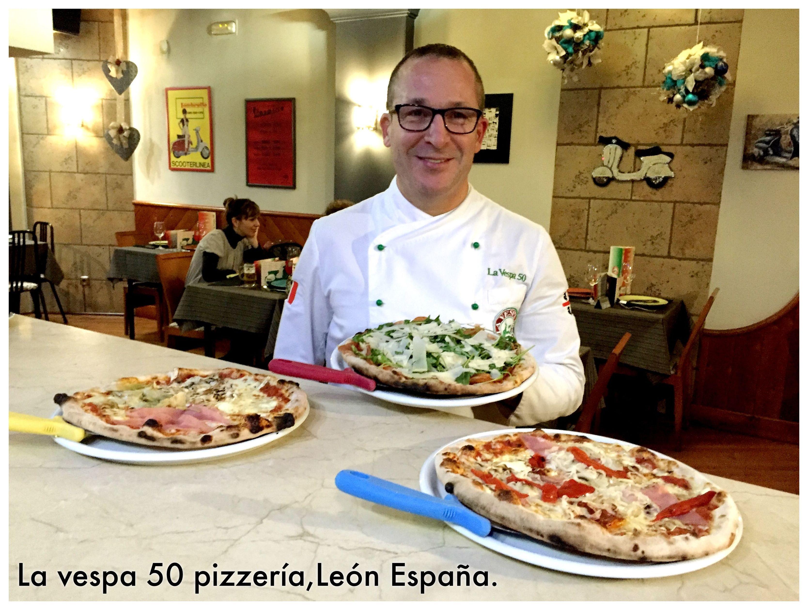 Nuestra experiencia en manos del pizzaiolo Gianpaolo G.