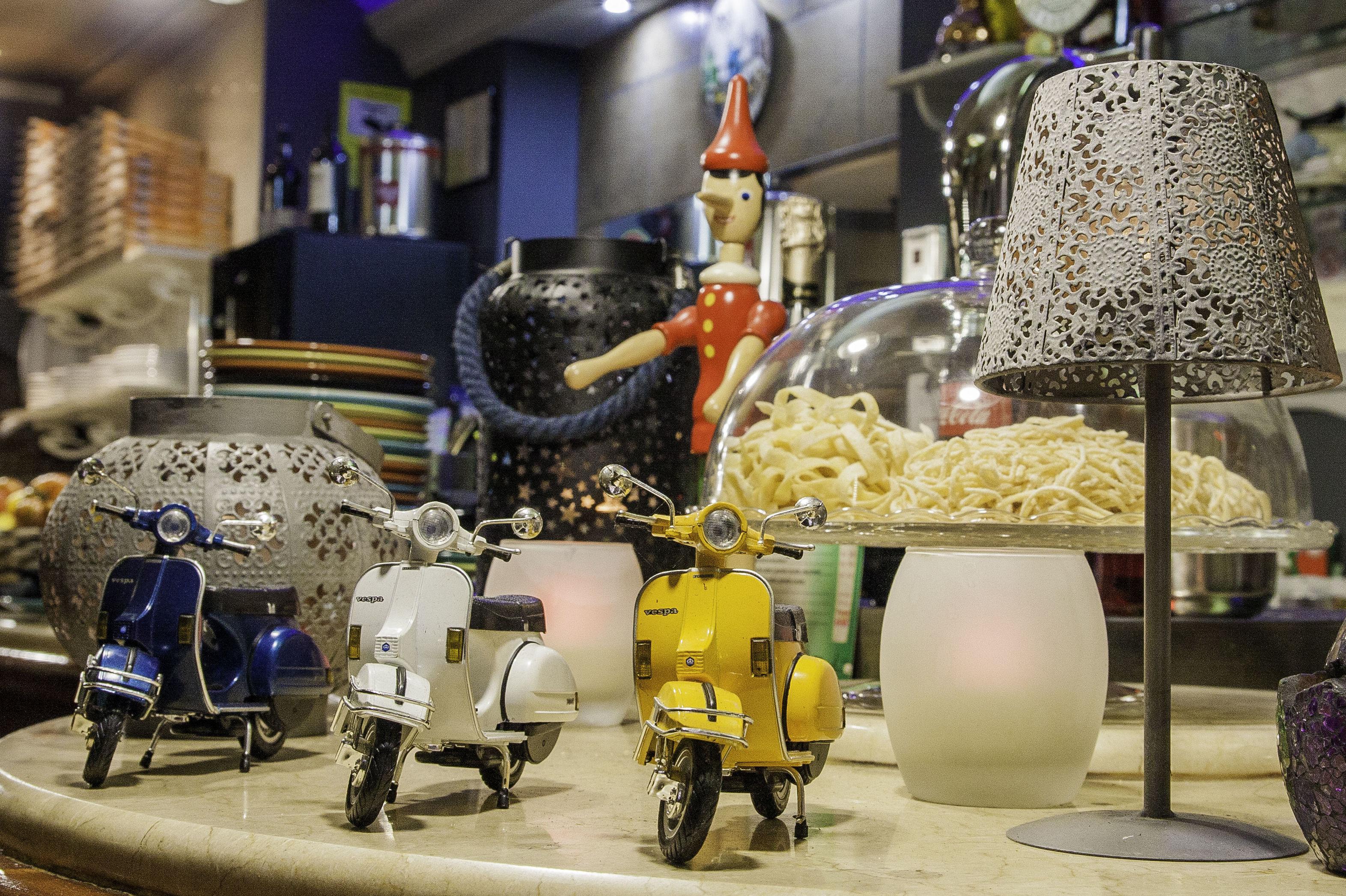 Autentica cocina Italiana, postres tradicionales caseros