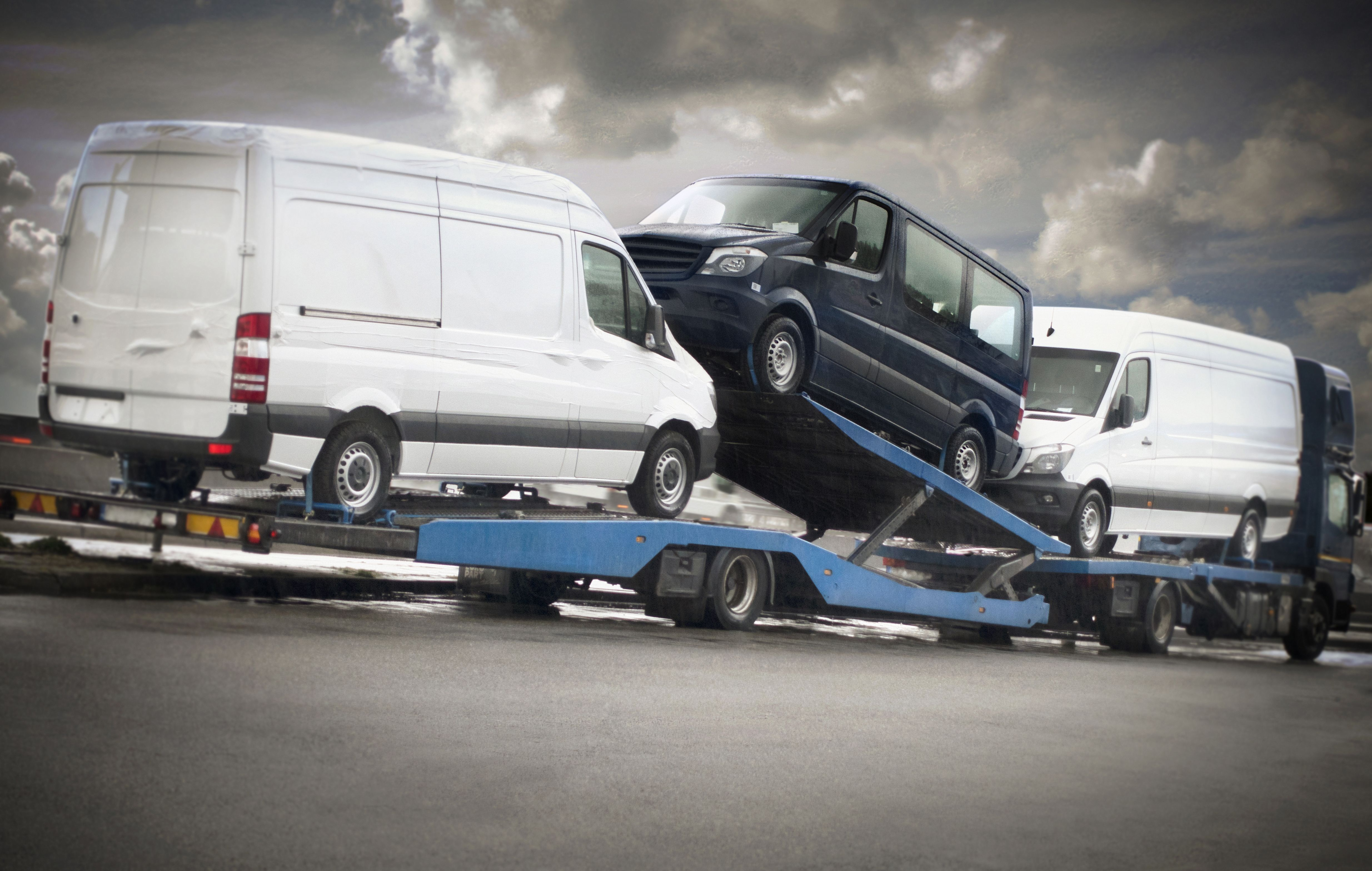 Transporte de vehículos: Servicios de Grúas y Transporte El Niño
