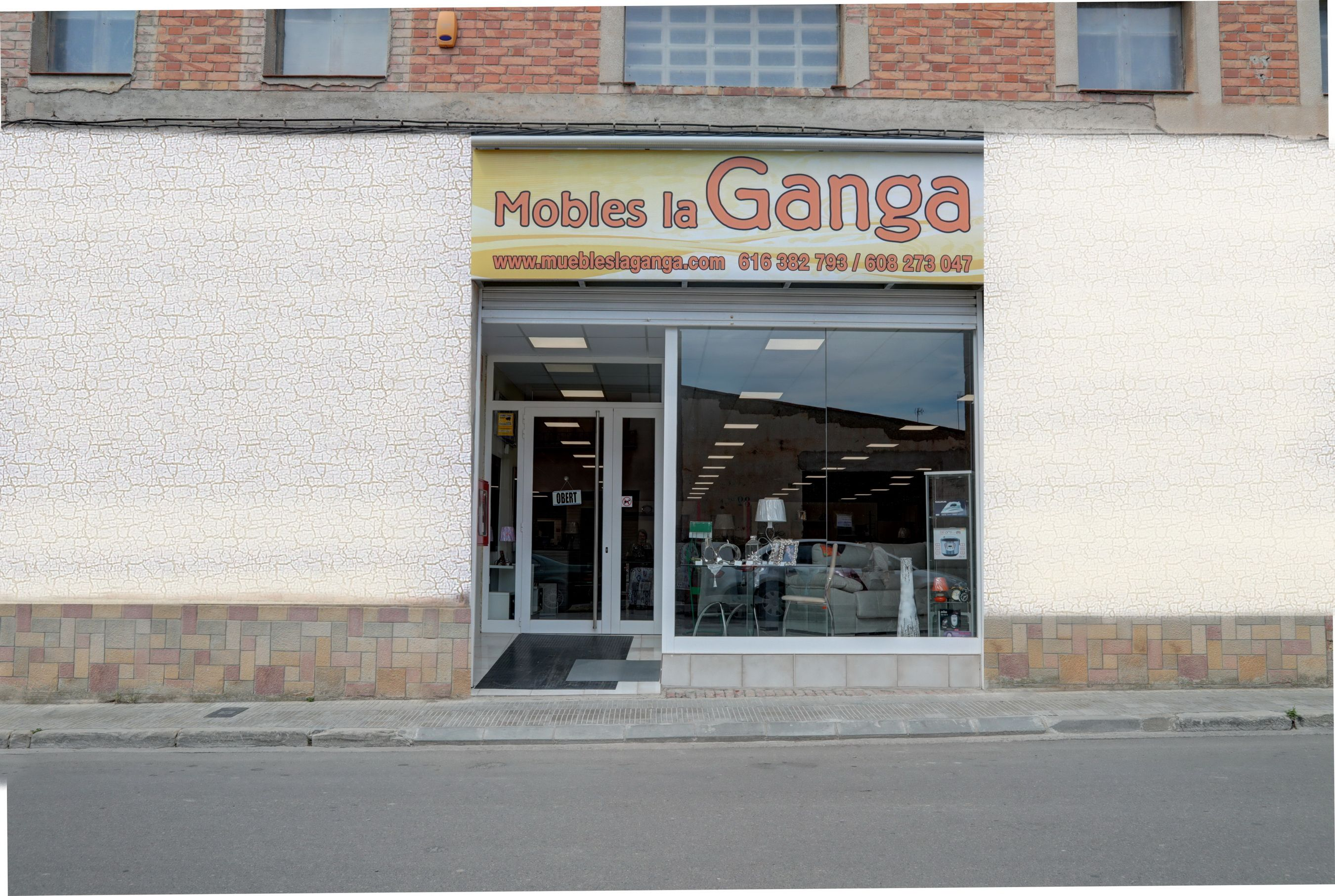 Muebles La Ganga en Lleida