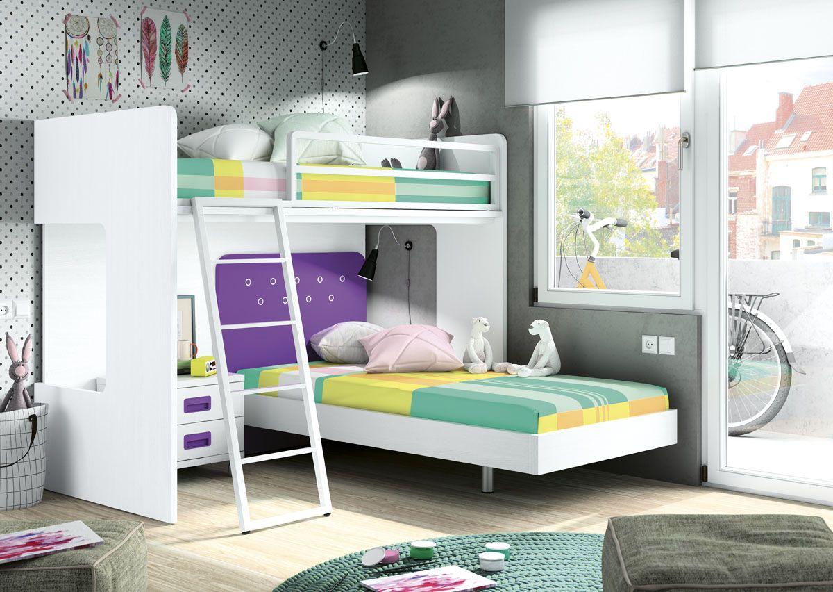 Dormitorios juveniles y muebles baratos en Lleida