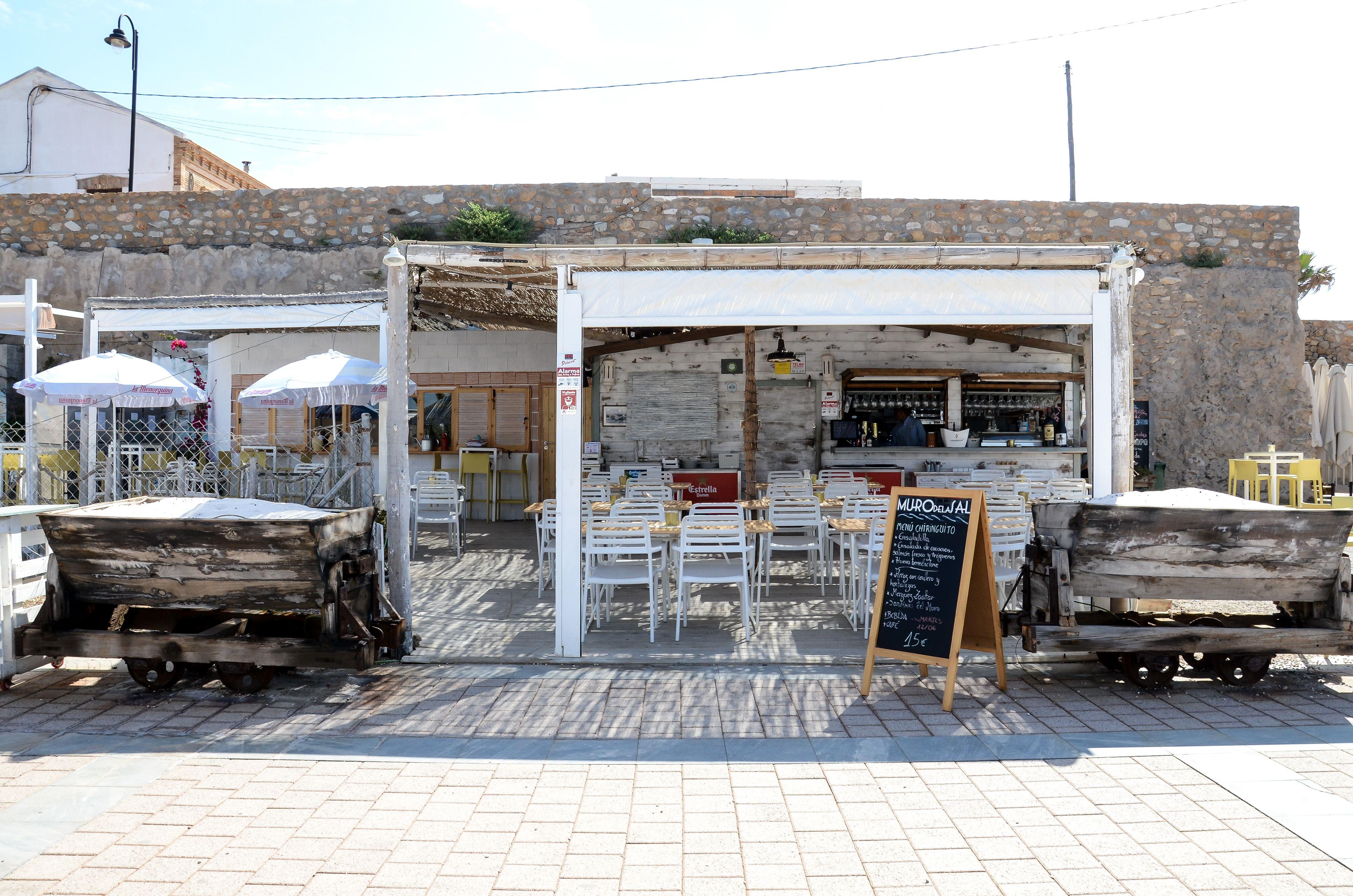 Menú del día en Murcia