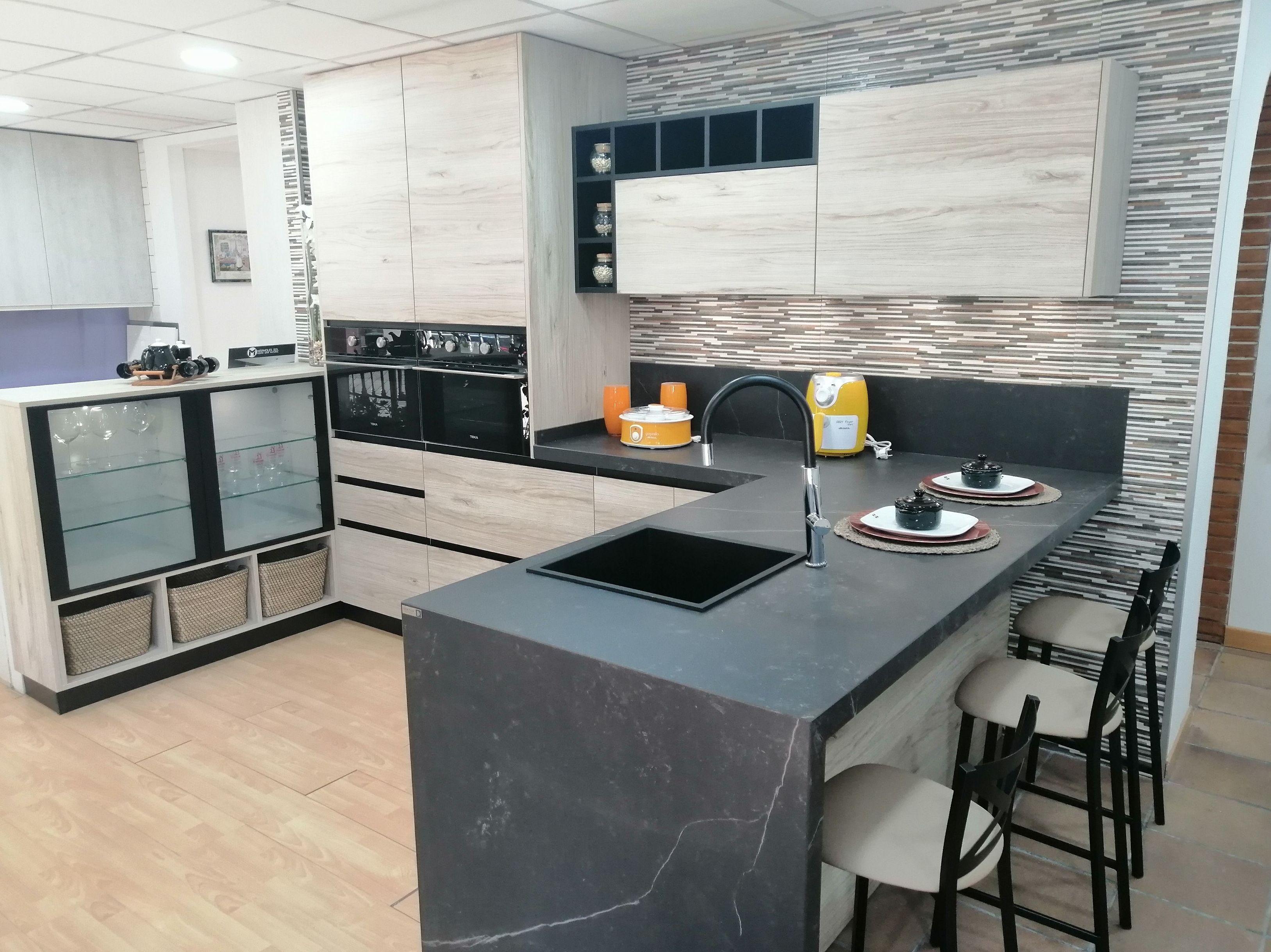 Foto 2 de Muebles de cocina en Madrid | D' Luca Cocinas