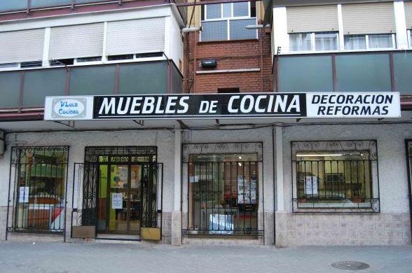 Foto 1 de Muebles de cocina en Madrid | D\' Luca Cocinas
