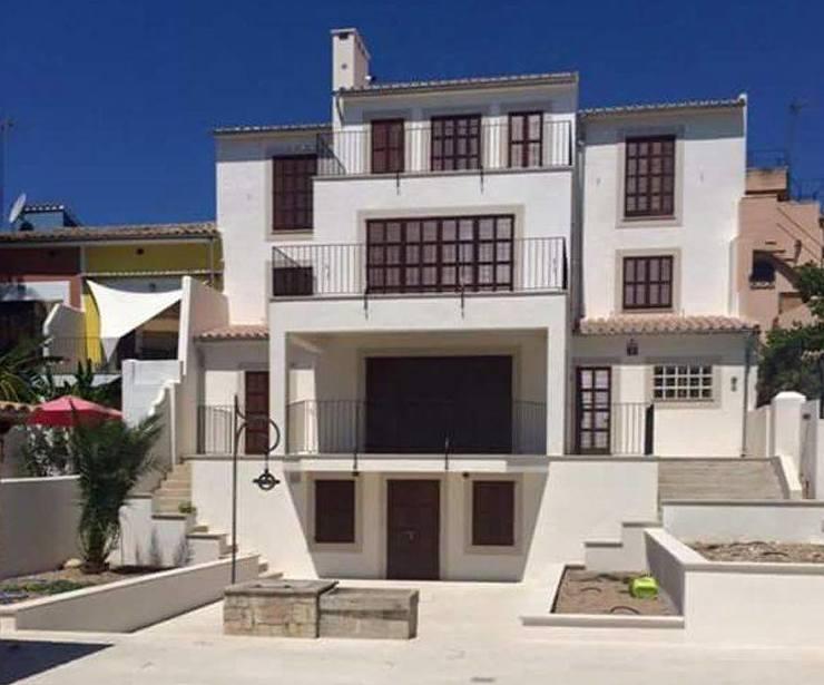 Pintado de fachadas Mallorca