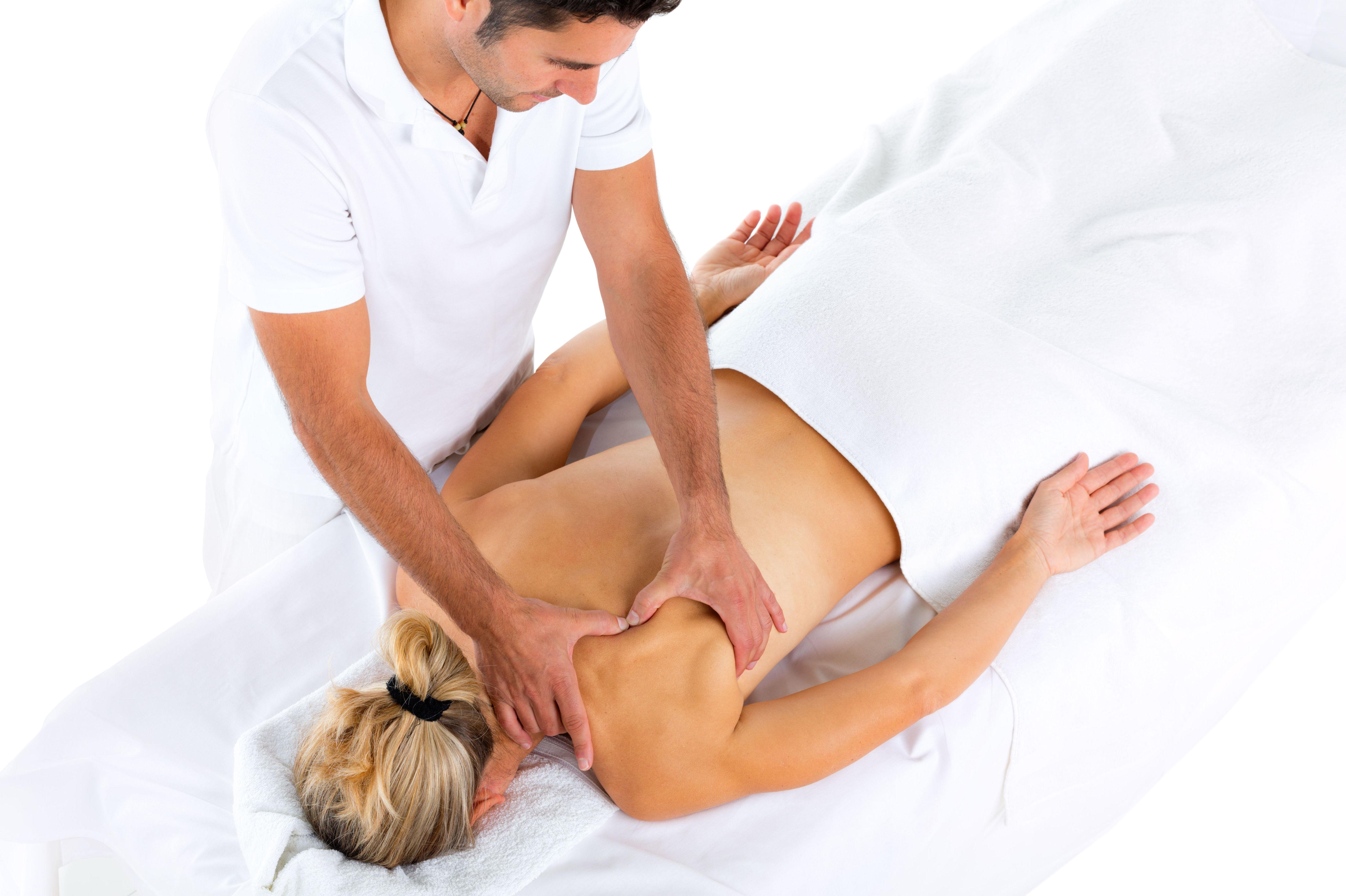 Masaje terapéutico y deportivo: Tratamientos de IMC Fisioterapia