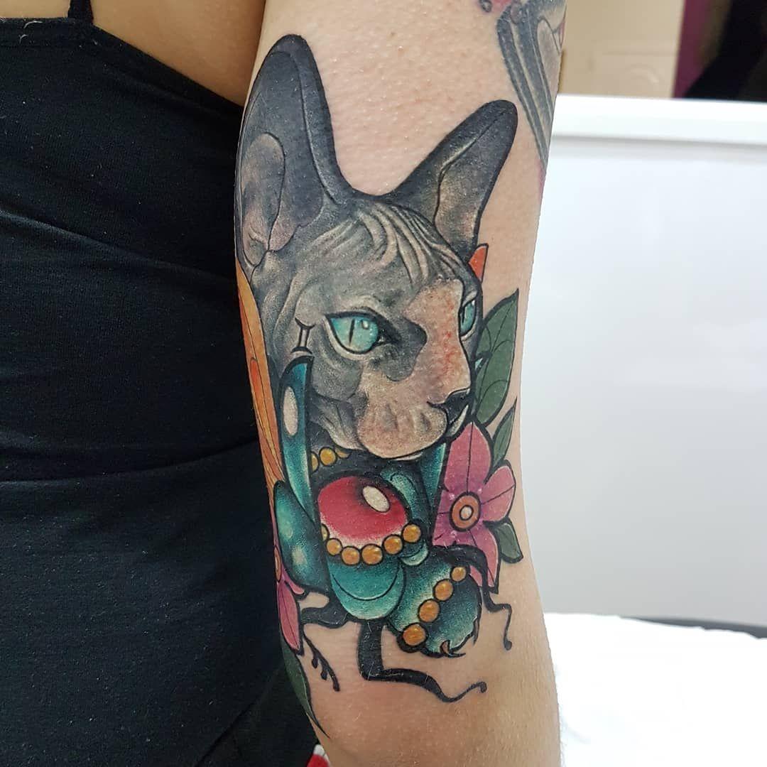 Foto 175 de Tatuajes en Cehegin | Skulls Lady Tattoo And Gallery