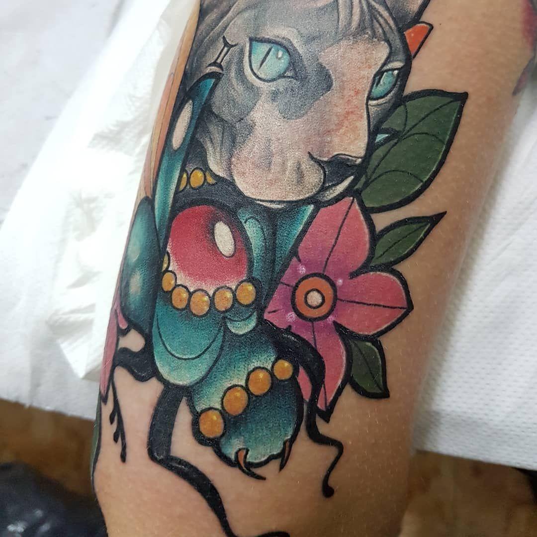 Foto 166 de Tatuajes en Cehegin | Skulls Lady Tattoo And Gallery