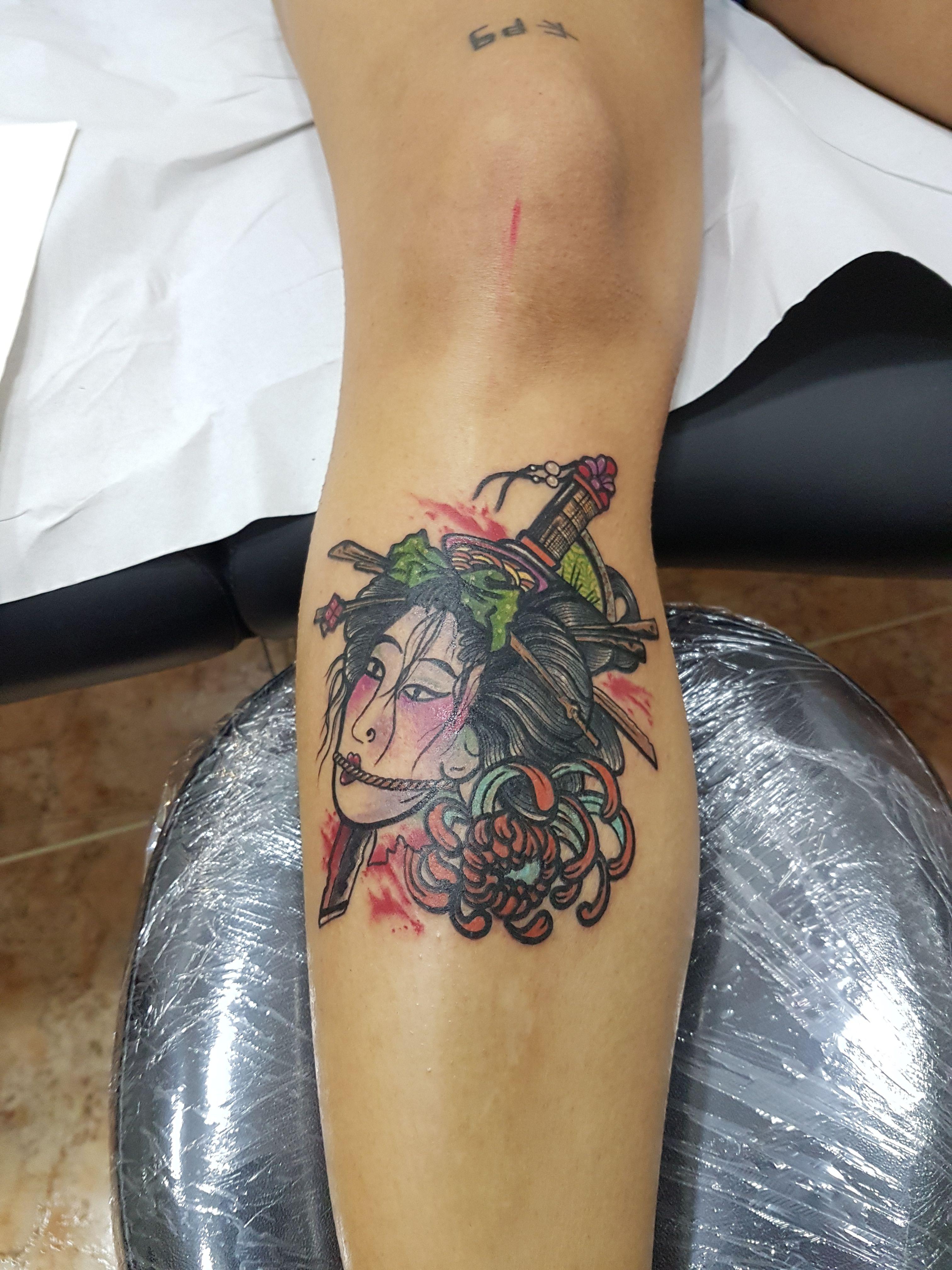 Foto 121 de Tatuajes en Cehegin | Skulls Lady Tattoo And Gallery