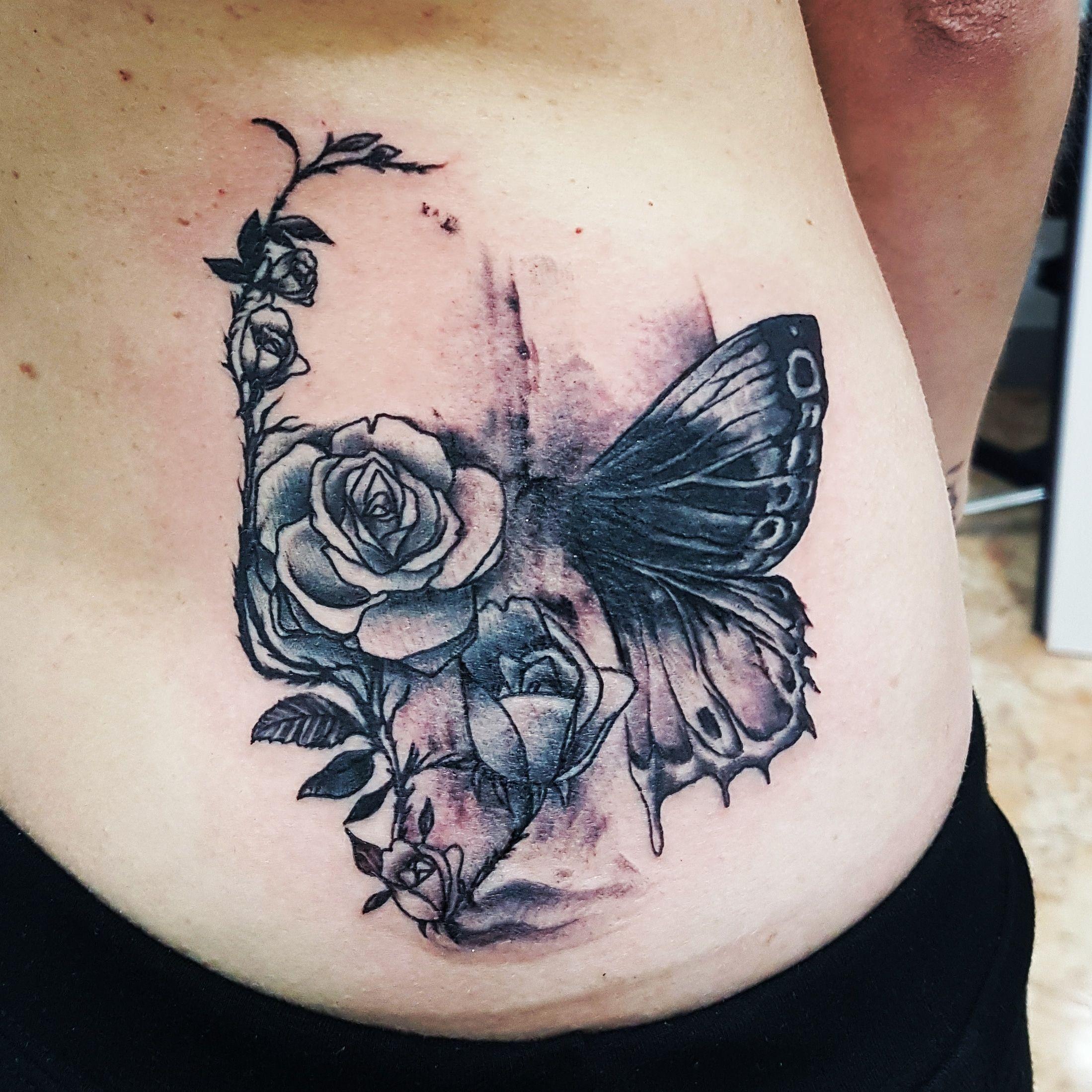 Foto 160 de Tatuajes en Cehegin | Skulls Lady Tattoo And Gallery