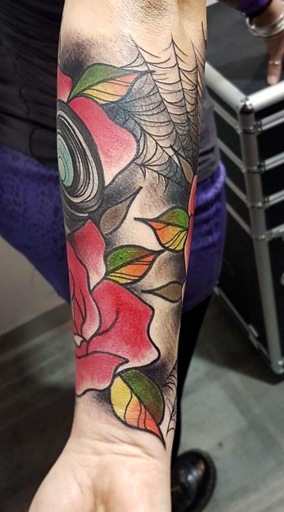 Foto 33 de Tatuajes en Cehegin | Skulls Lady Tattoo And Gallery