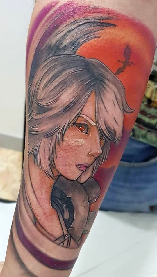 Picture 75 of Tatuajes in Cehegin   Skulls Lady Tattoo And Gallery