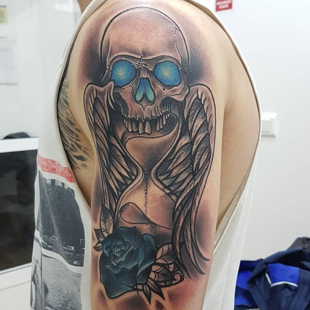 Foto 174 de Tatuajes en Cehegin | Skulls Lady Tattoo And Gallery