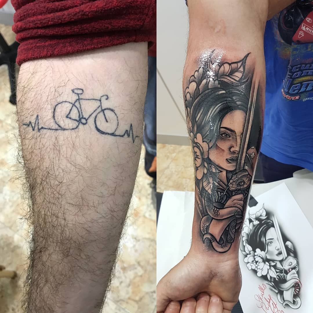 Foto 193 de Tatuajes en Cehegin | Skulls Lady Tattoo And Gallery