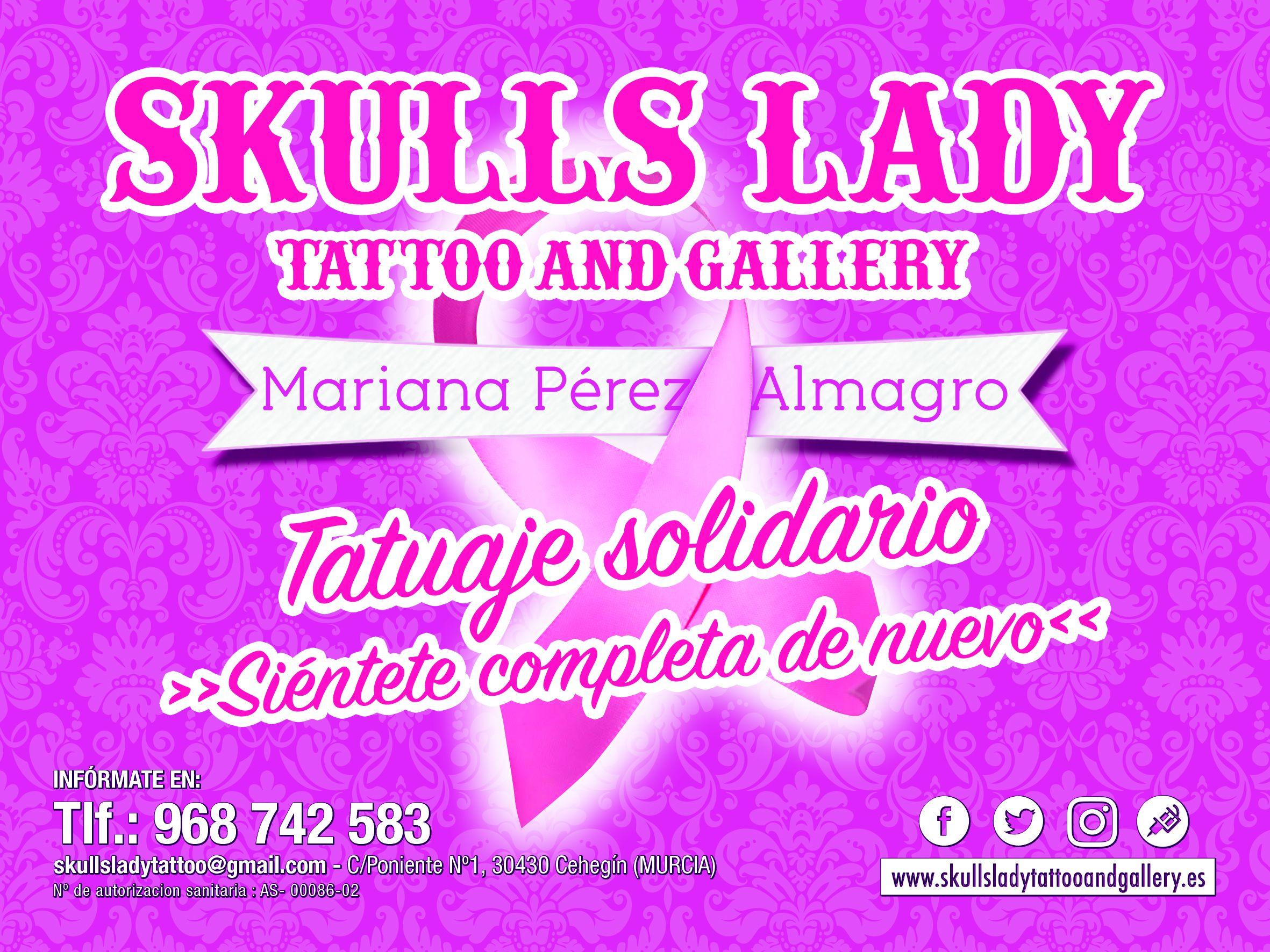 Foto 80 de Tatuajes en Cehegin | Skulls Lady Tattoo And Gallery