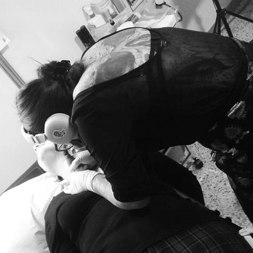 Estudio de tatuajes profesional