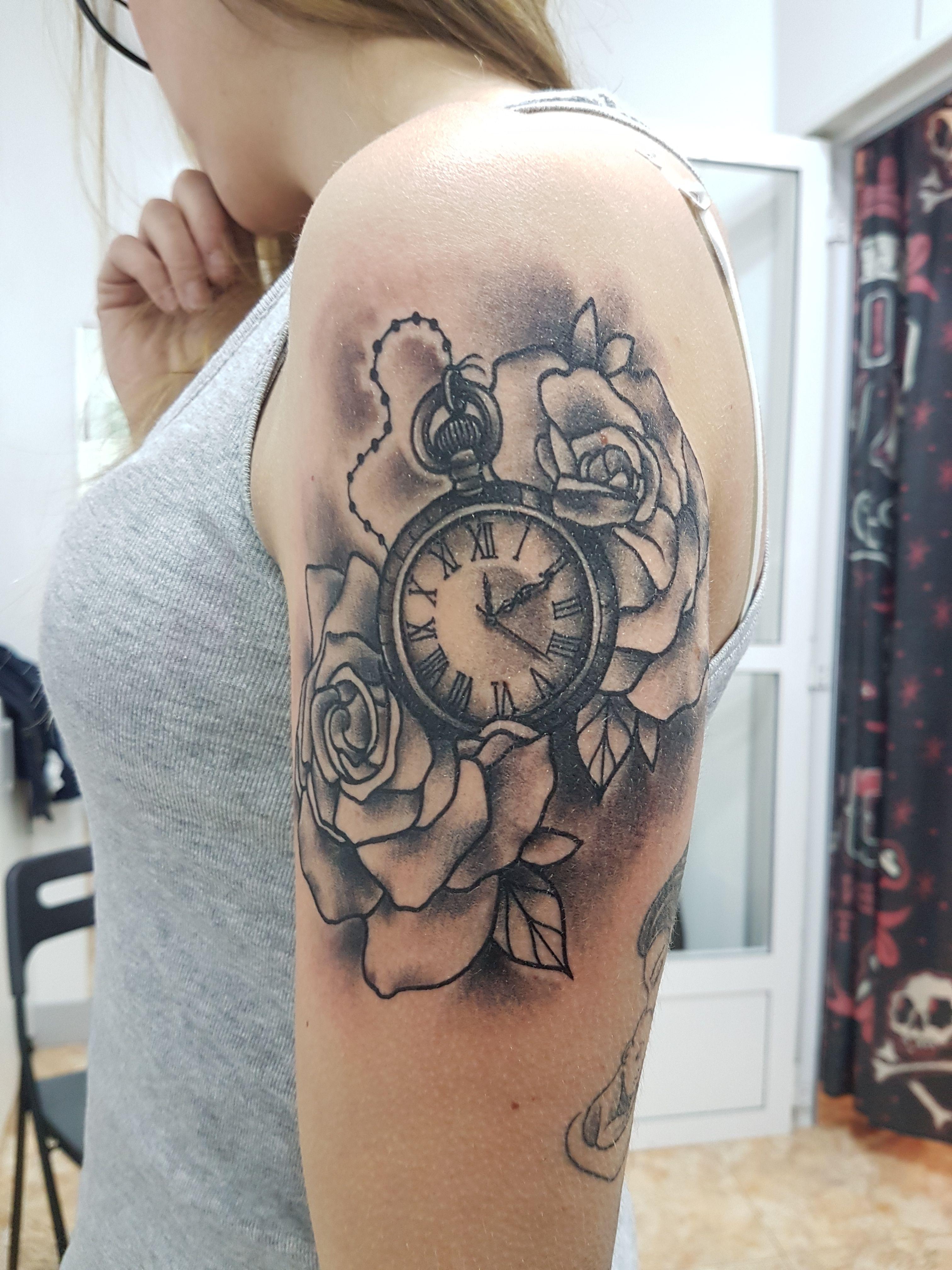 Foto 119 de Tatuajes en Cehegin | Skulls Lady Tattoo And Gallery