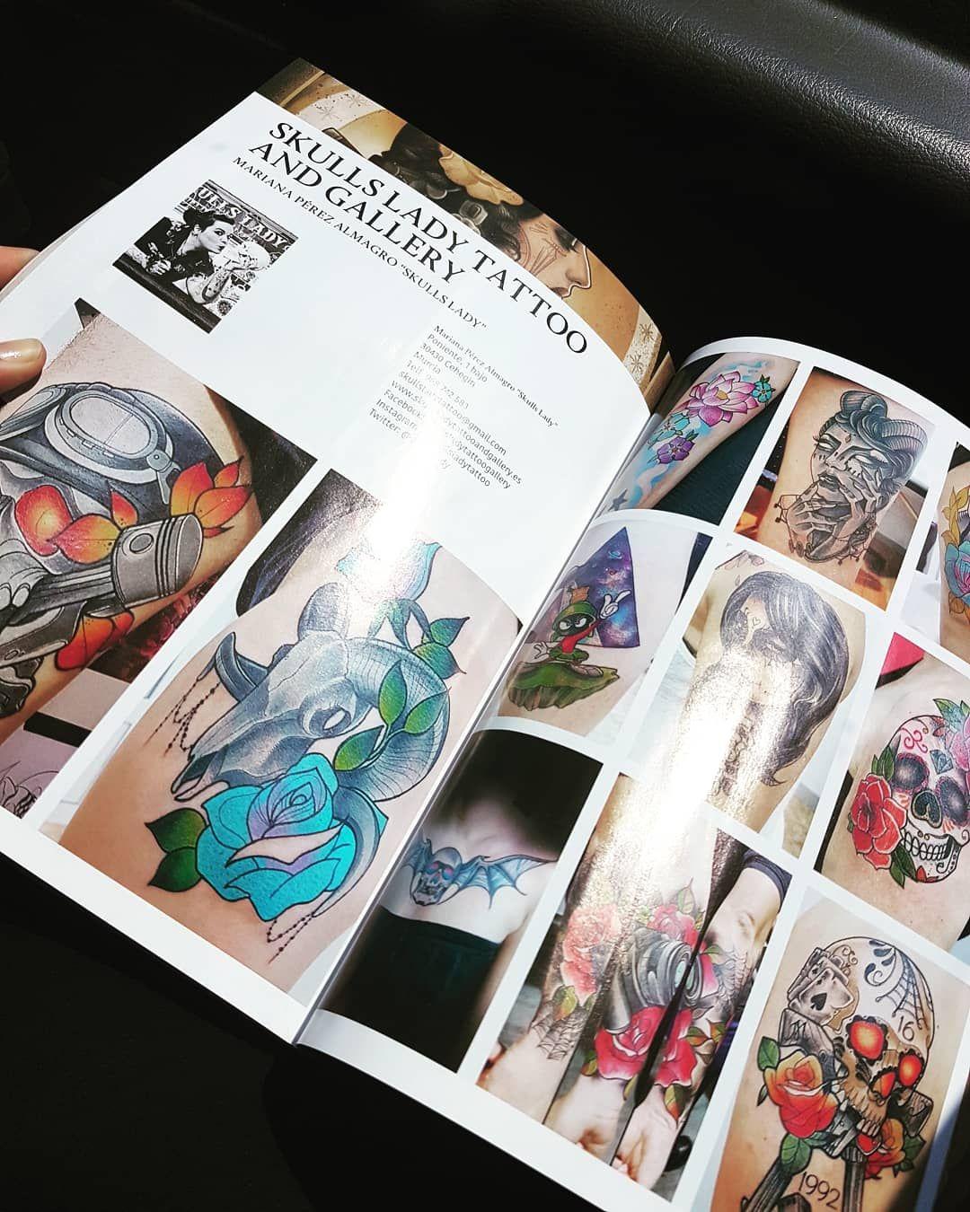 Foto 197 de Tatuajes en Cehegin   Skulls Lady Tattoo And Gallery
