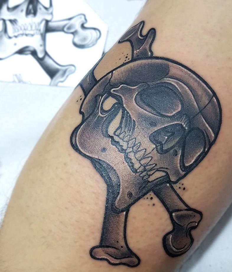 Foto 37 de Tatuajes en Cehegin | Skulls Lady Tattoo And Gallery