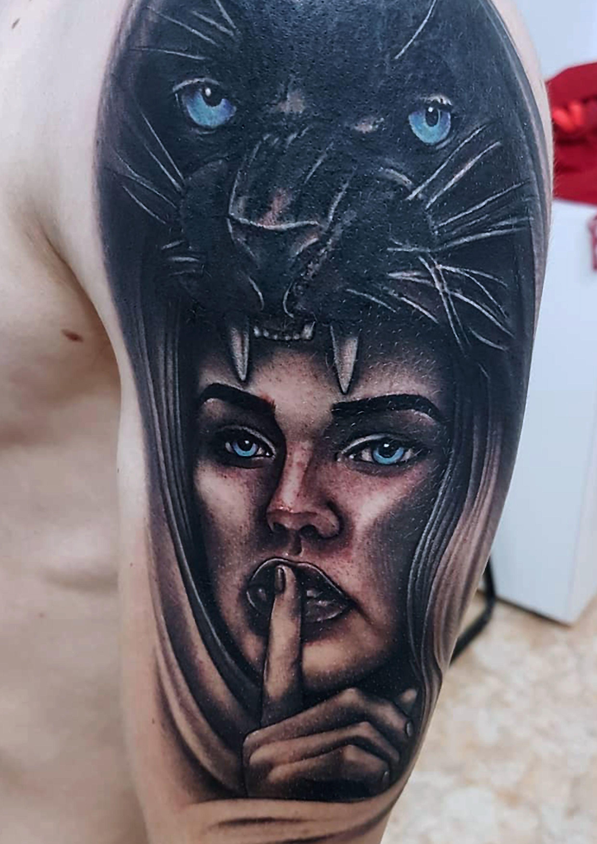 Foto 104 de Tatuajes en Cehegin | Skulls Lady Tattoo And Gallery