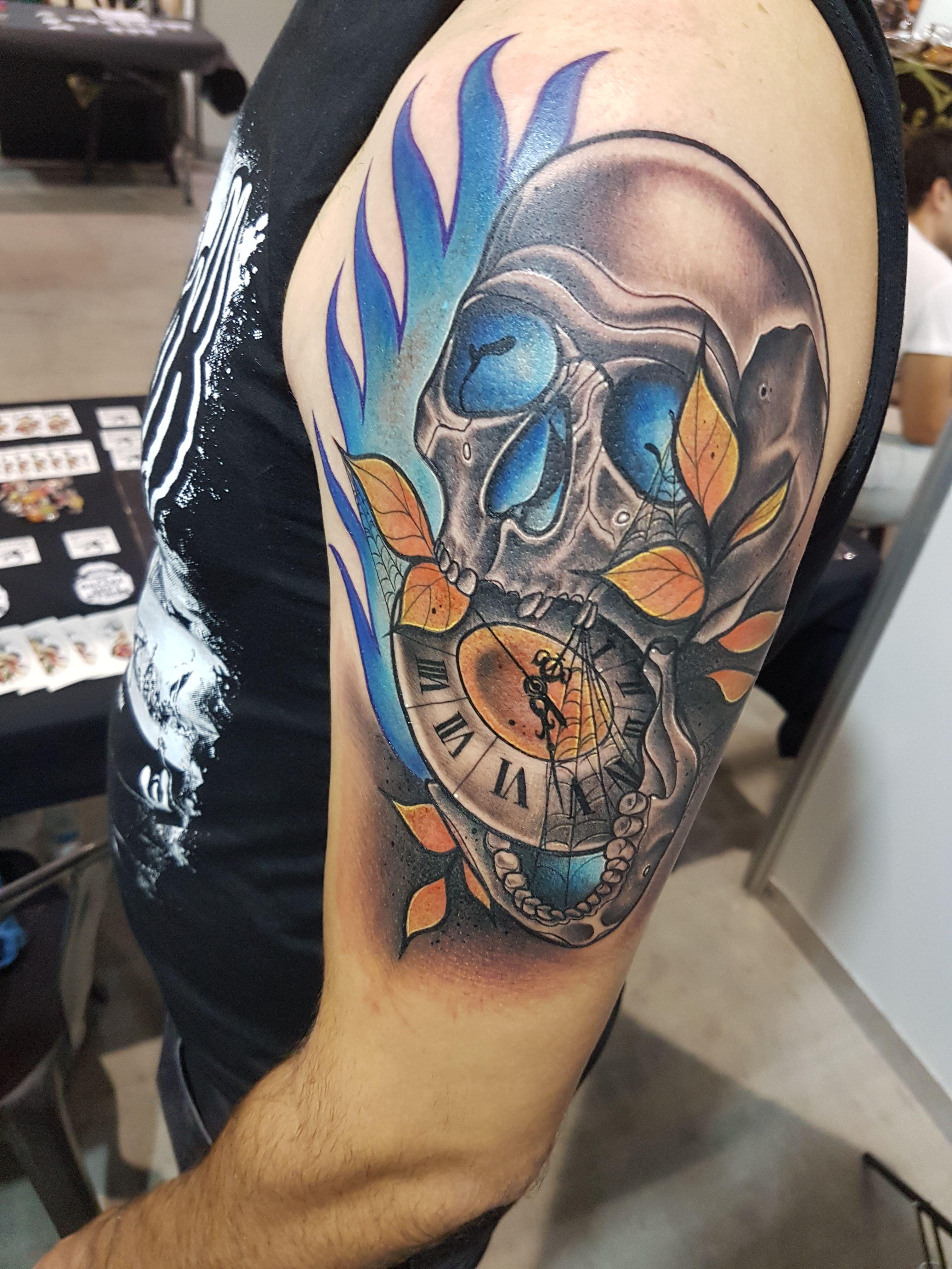 Foto 145 de Tatuajes en Cehegin | Skulls Lady Tattoo And Gallery
