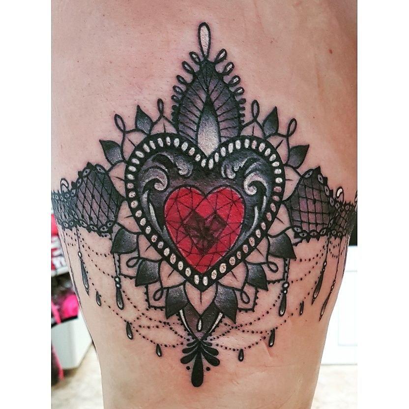 Foto 137 de Tatuajes en Cehegin | Skulls Lady Tattoo And Gallery
